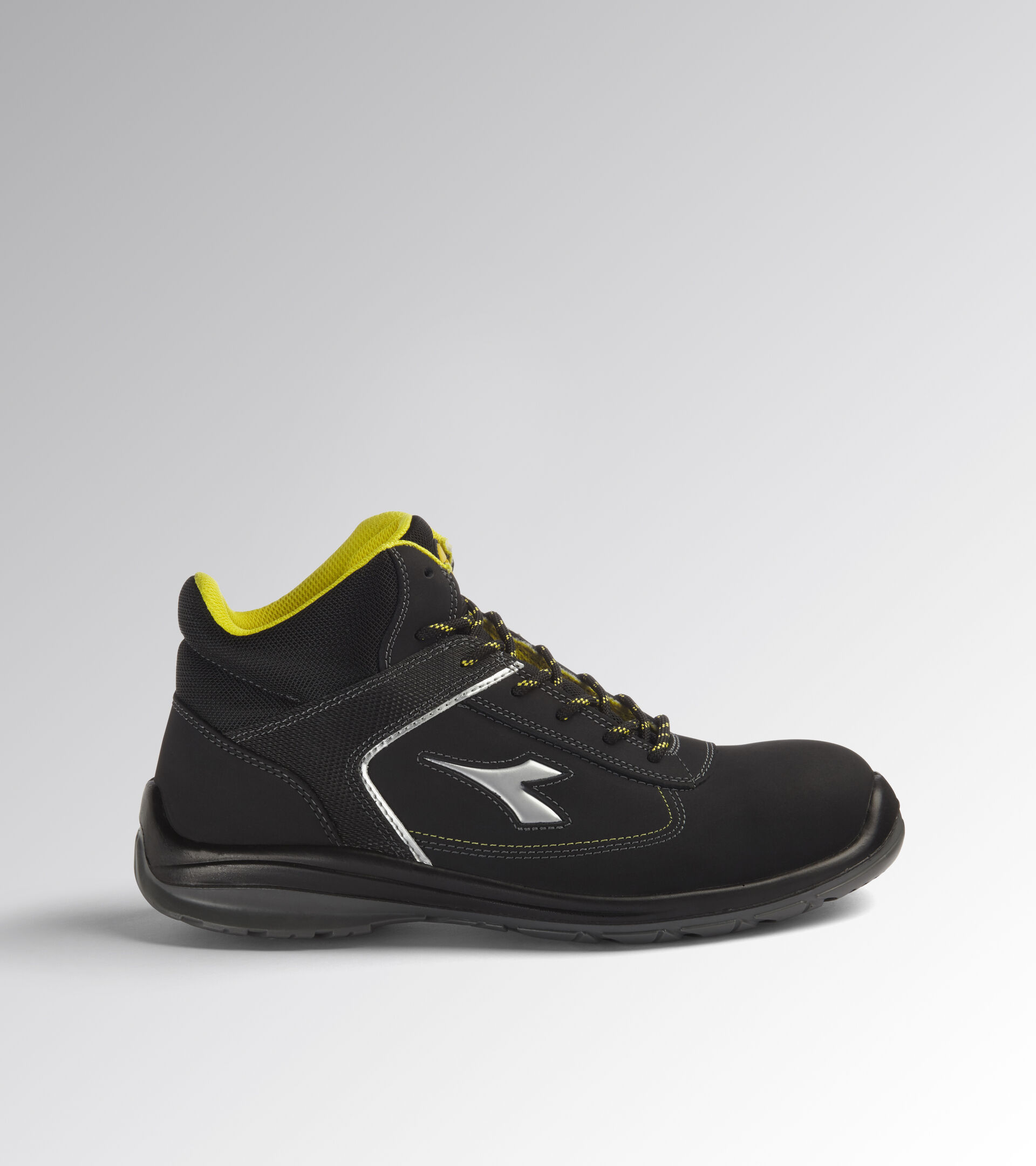 Footwear Utility UNISEX BLITZ MID S3 SRC SCHWARZ Utility