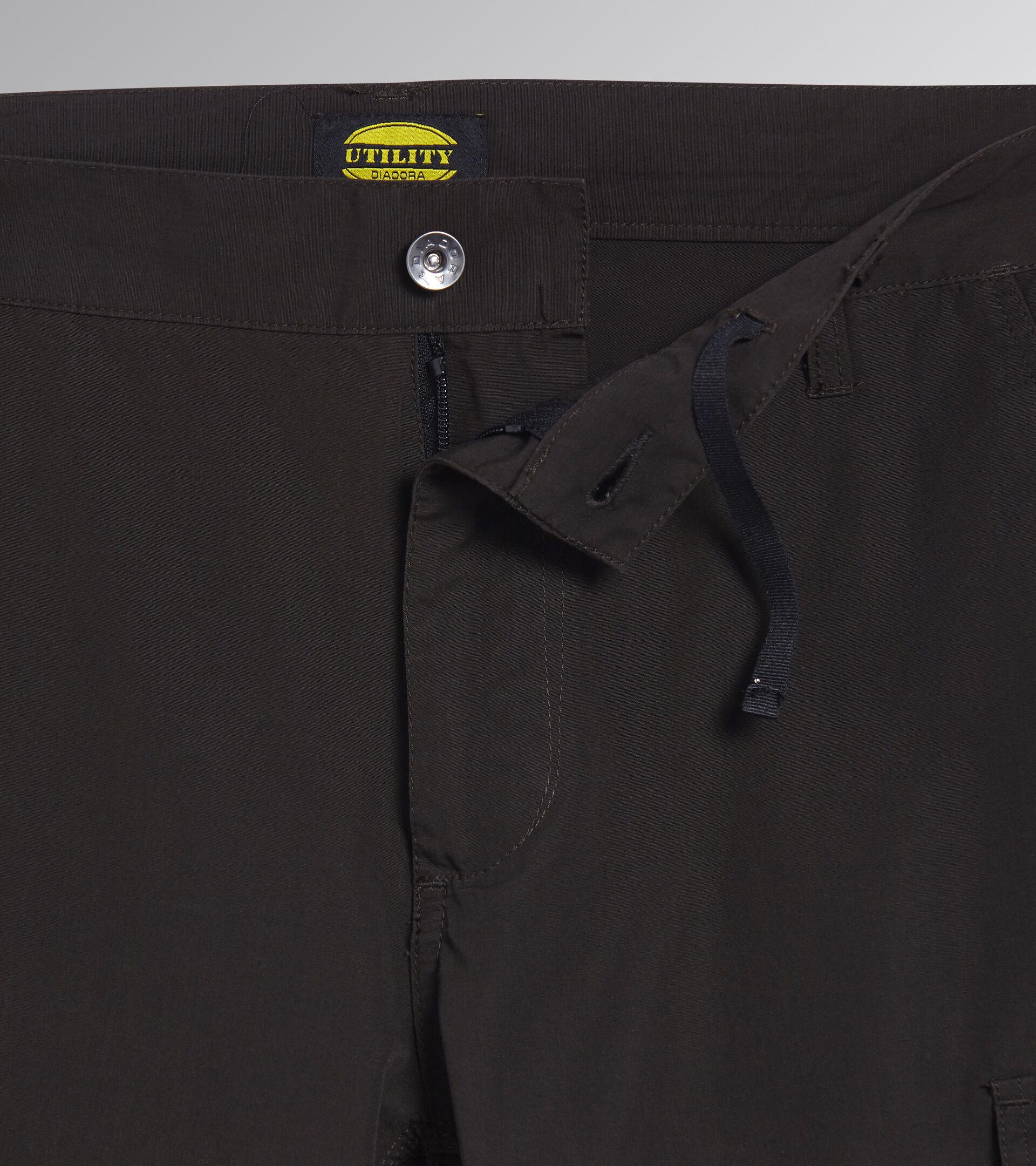 Apparel Utility UOMO PANT WIN CARGO BLACK FIR GREEN Utility
