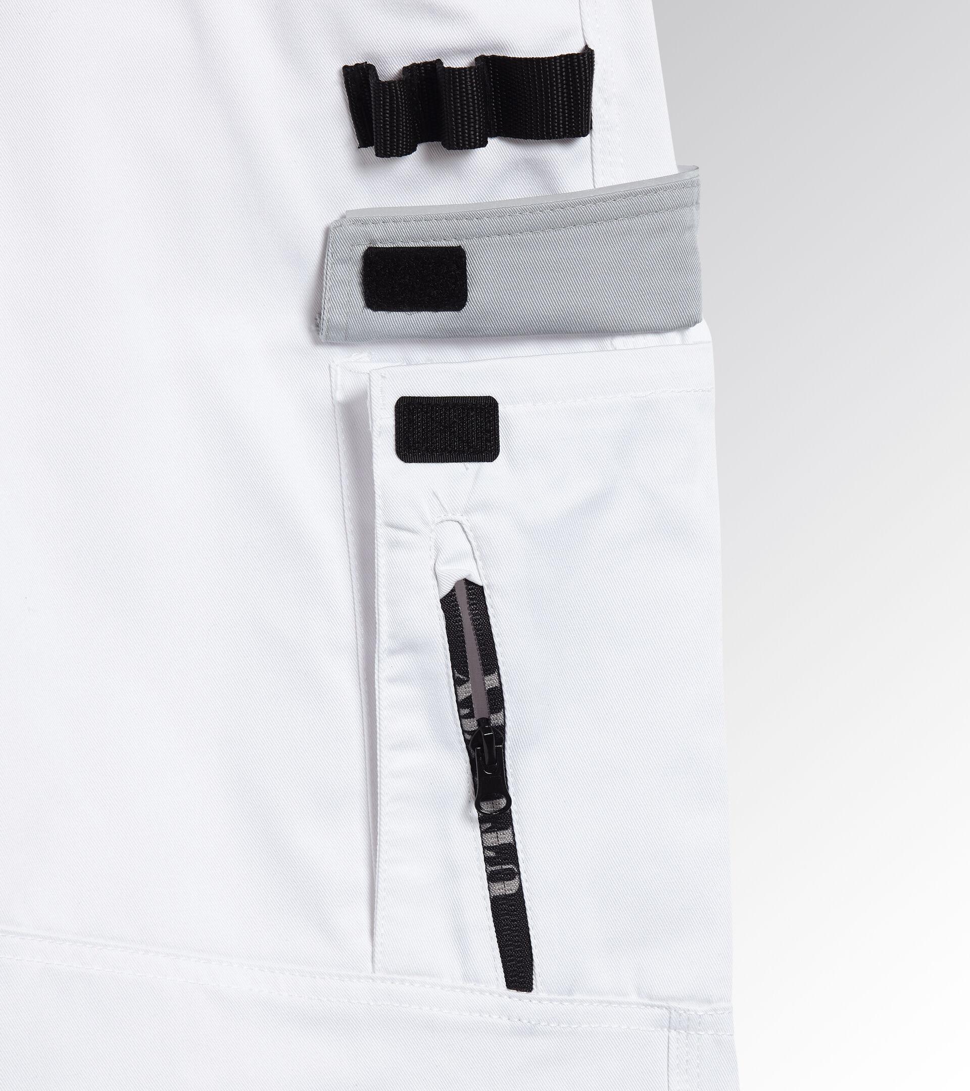 Apparel Utility UOMO PANT EASYWORK LIGHT PERF OPTICAL WHITE Utility