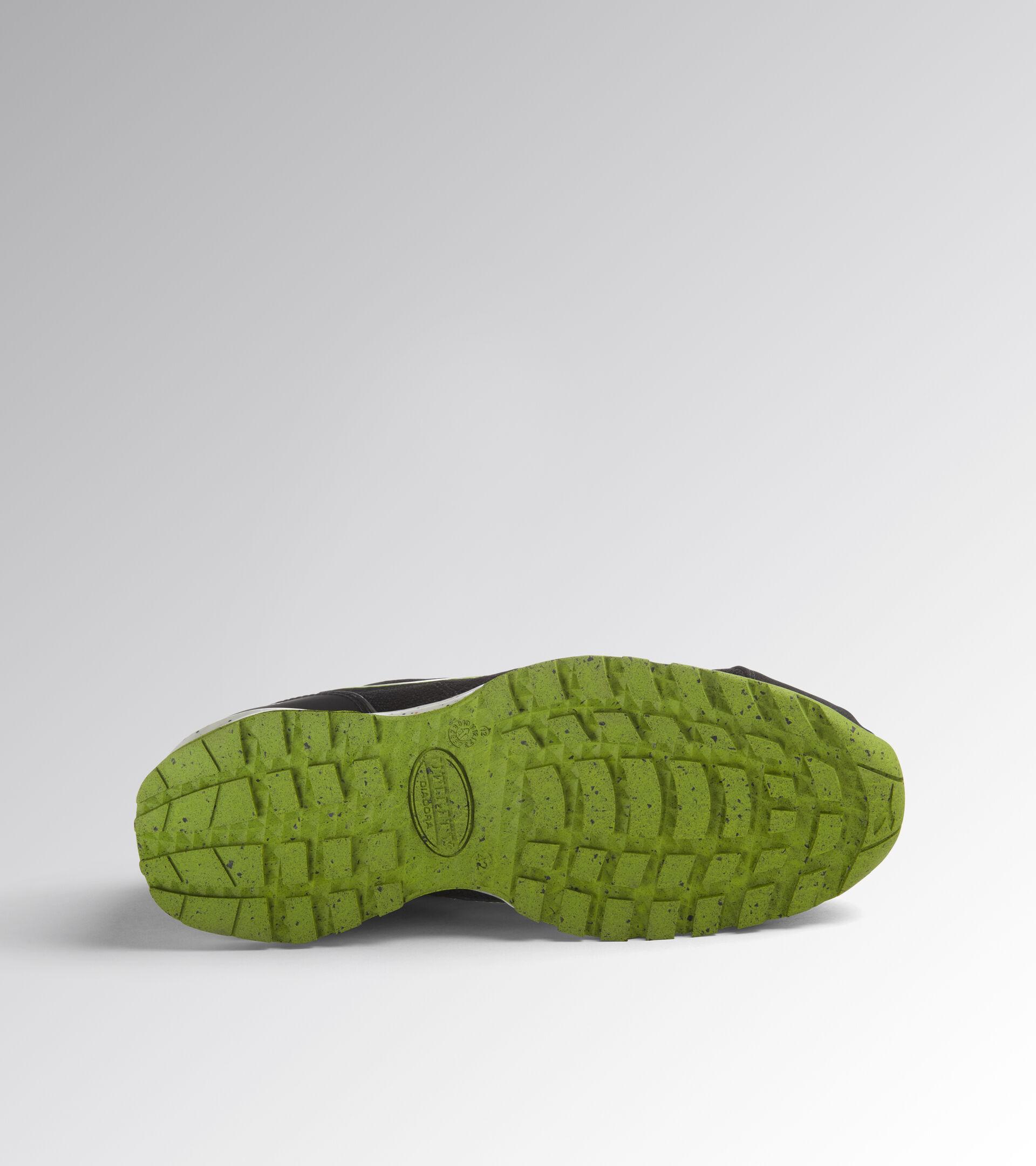 Footwear Utility UNISEX GLOVE ECO MDS S1P SRC HRO BLACK/ECO GREEN Utility