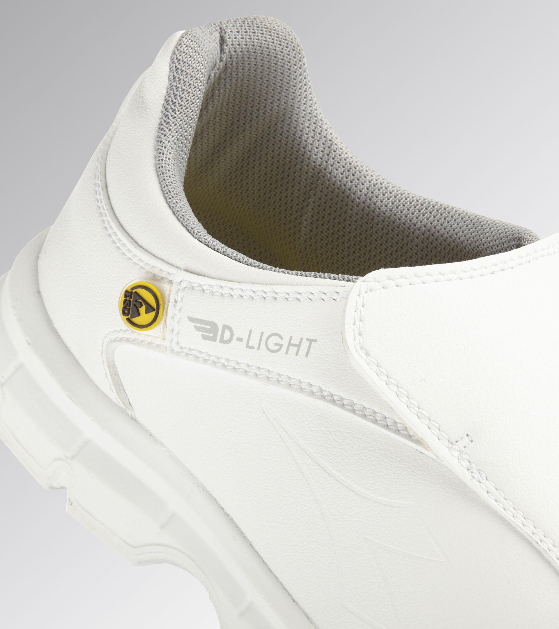 Footwear Utility UNISEX RUN MICRO LOW S2 SRC ESD WHITE Utility
