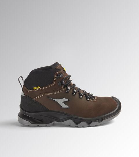 Footwear Utility UNISEX ALP DIA-TEX MID S3 WR SRC BROWN LAND Utility