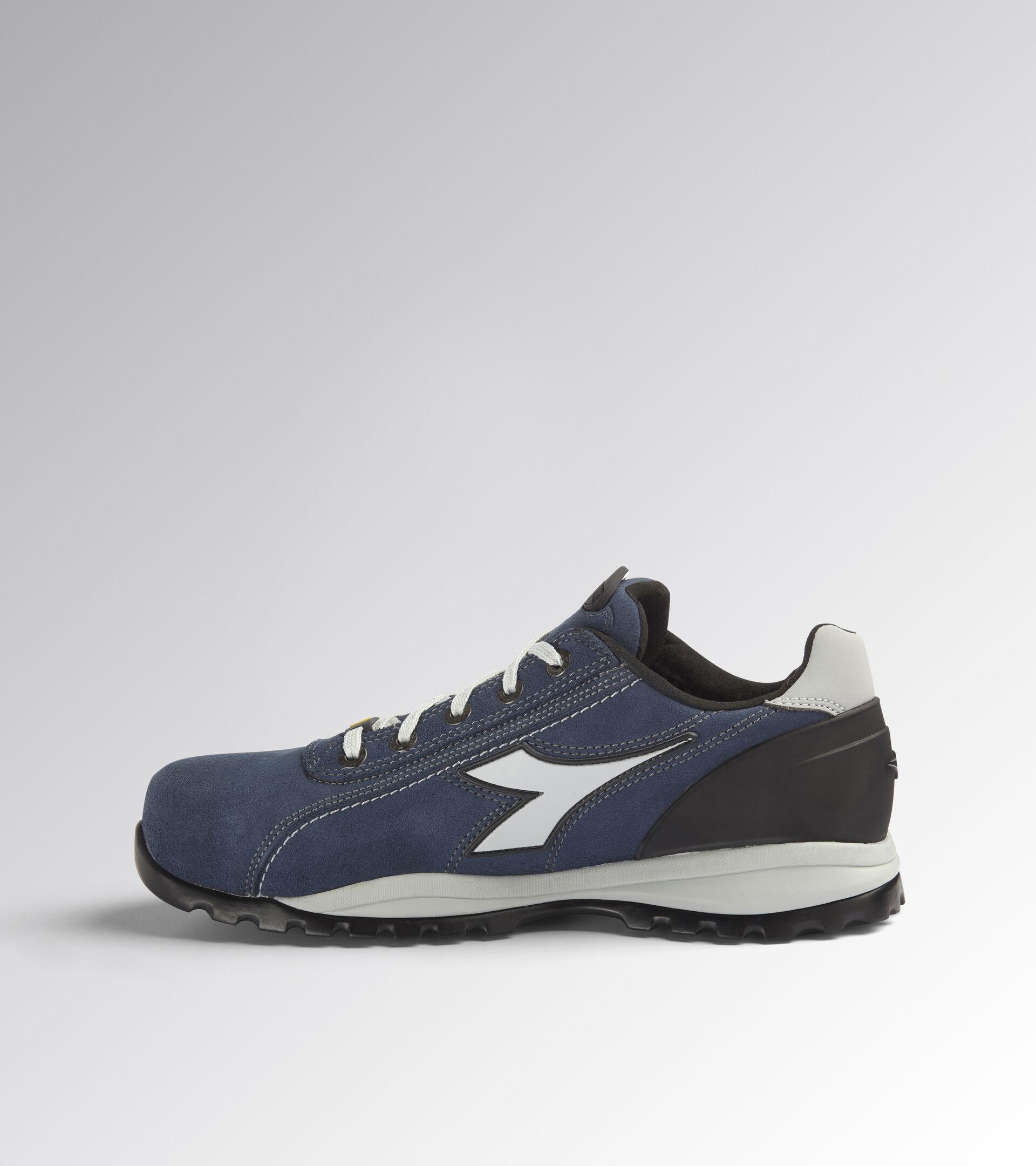 Footwear Utility UNISEX GLOVE NET LOW S3 HRO SRA ESD BLAU TIEFES Utility
