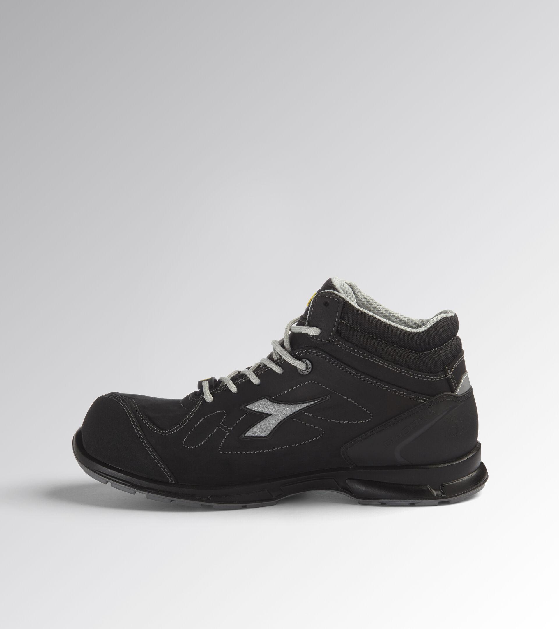 Footwear Utility UOMO FLEX MID S3 SRC ESD SCHWARZ Utility