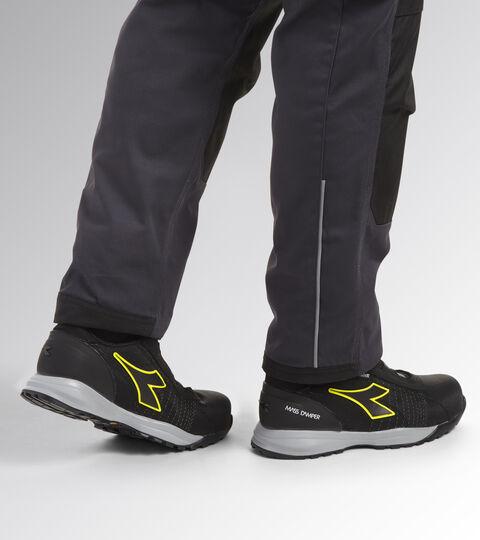 Footwear Utility UNISEX GLOVE MDS MATRYX QUICK LOW S3 HRO SRC BLACK /BLACK Utility