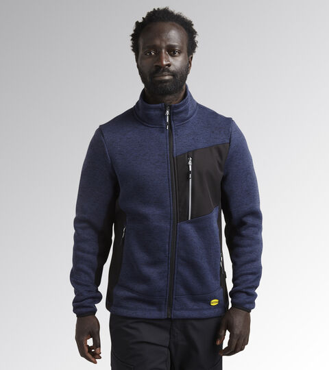 Apparel Utility UOMO KNITTED JACKET CHICAGO INSIGNIA BLUE Utility