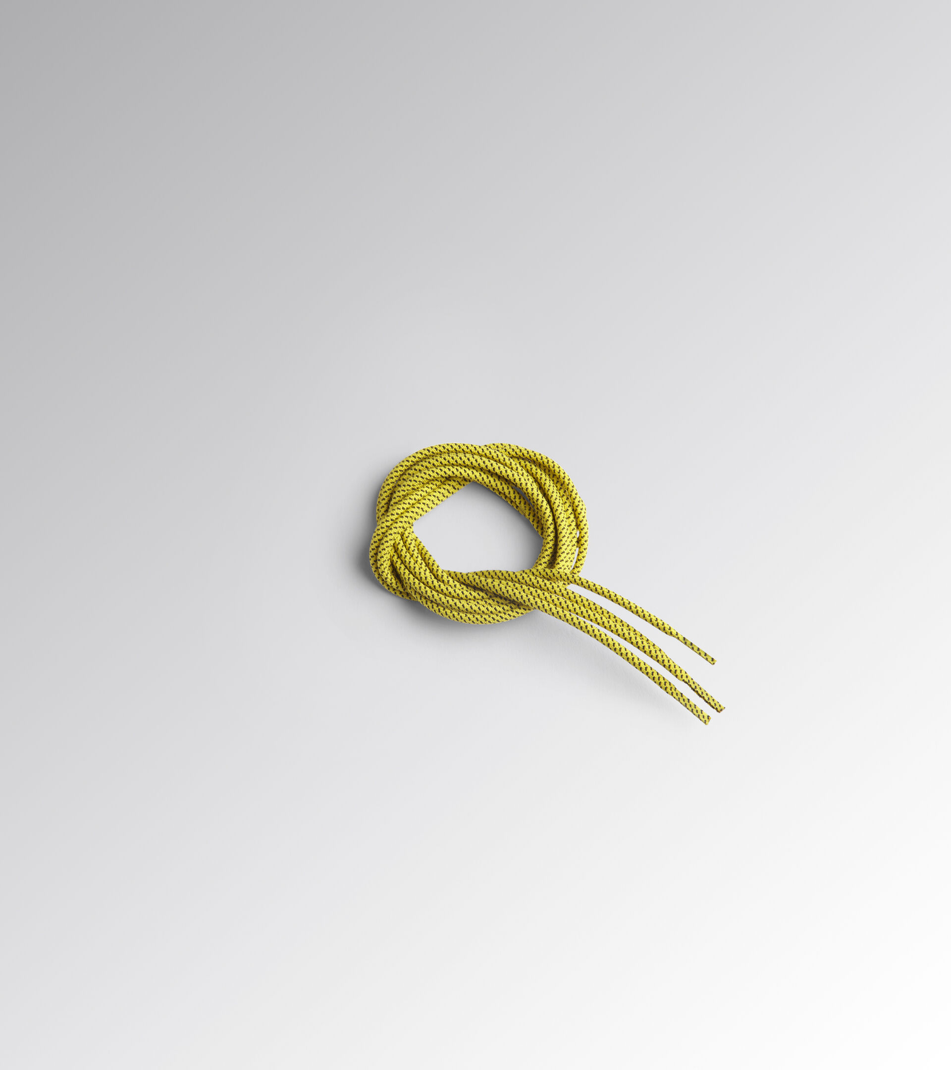 Accessories Utility UOMO LACCIO TONDO PUNTINATO TERMO 140 CM CYBER YELLOW/BLACK Utility