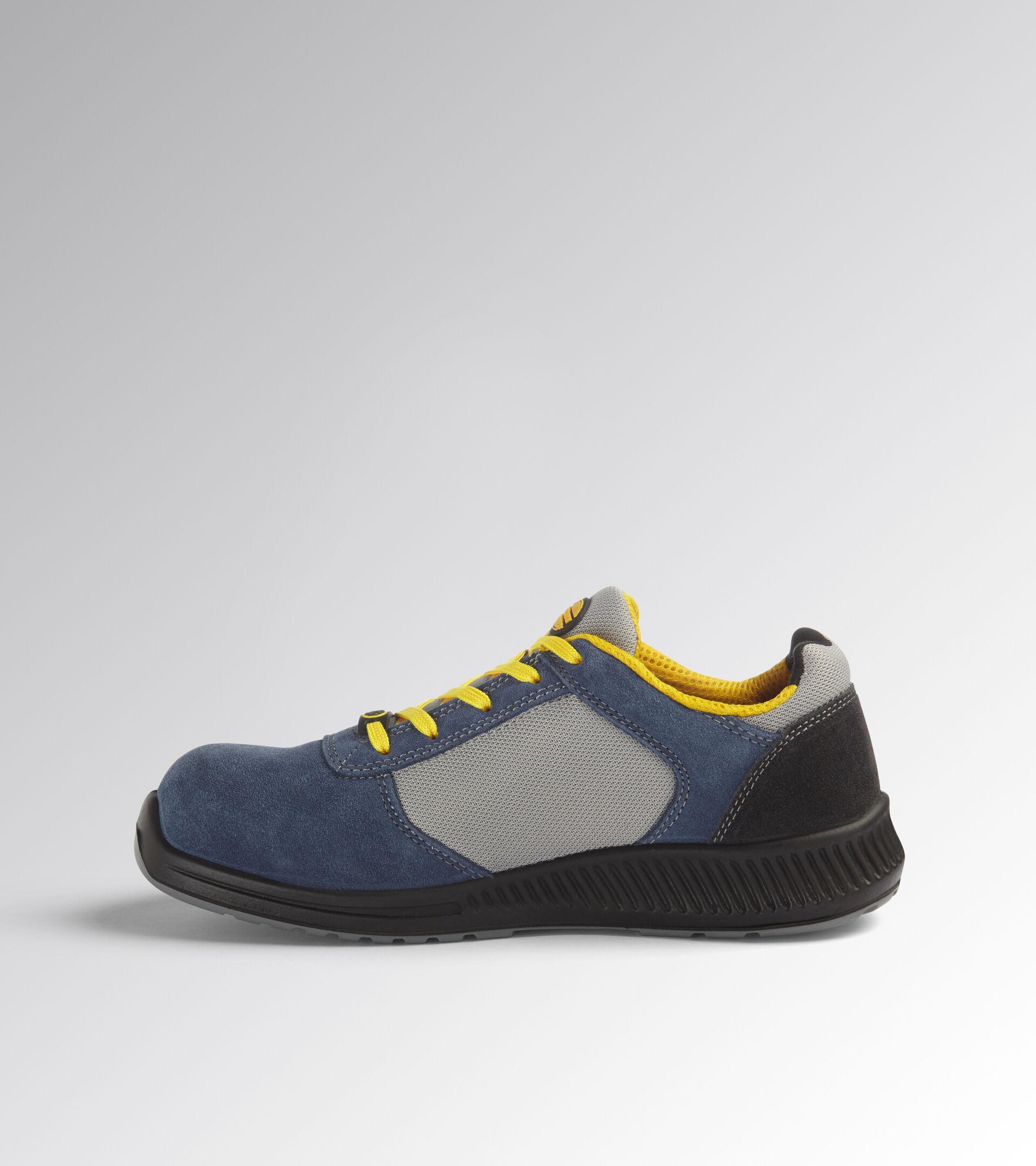 Footwear Utility UNISEX FORMULA LOW S1P SRC ESD BLUE ATLANTIC Utility