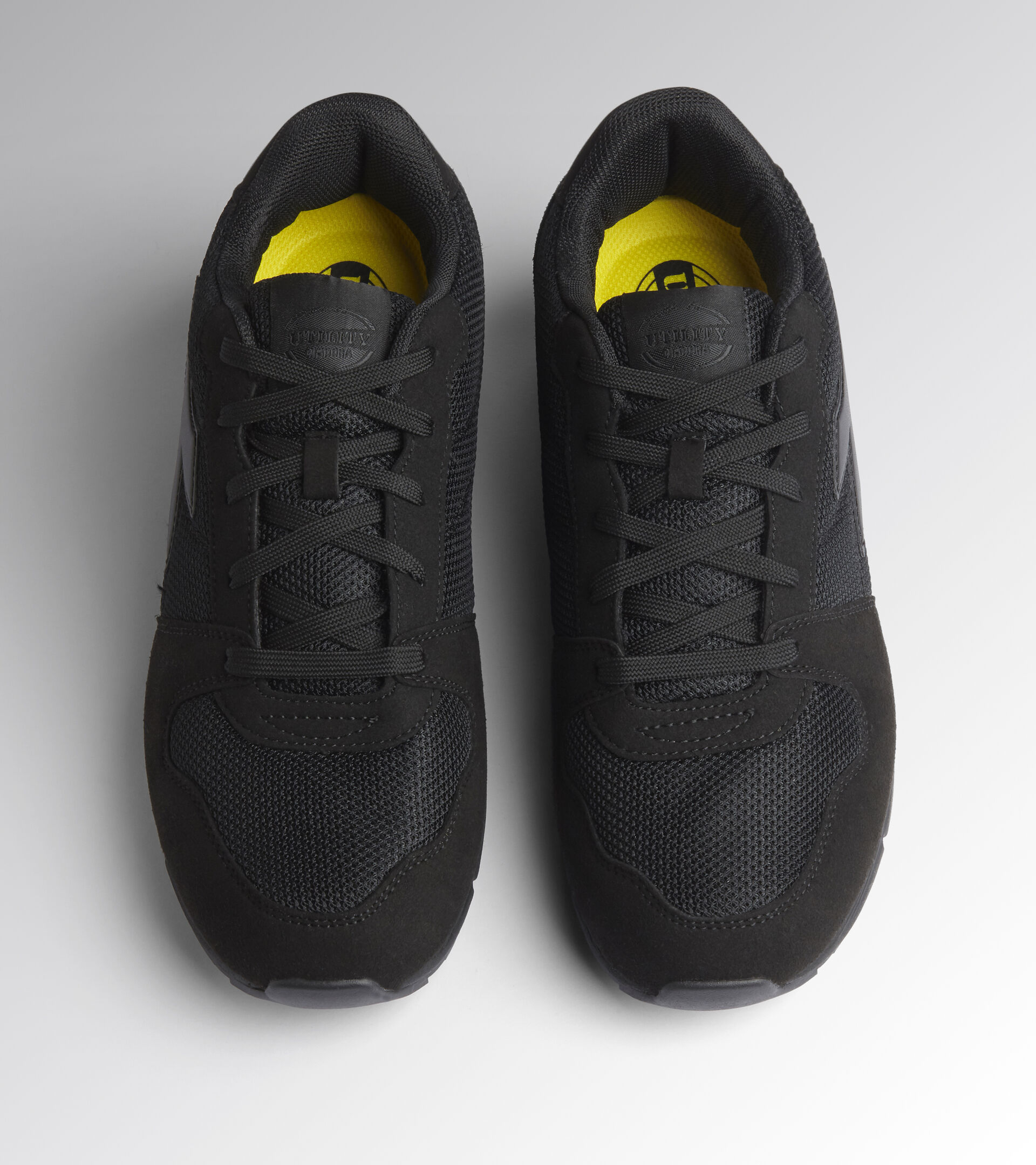 Footwear Utility UNISEX CREW MICROMESH OB SRC BLACK Utility