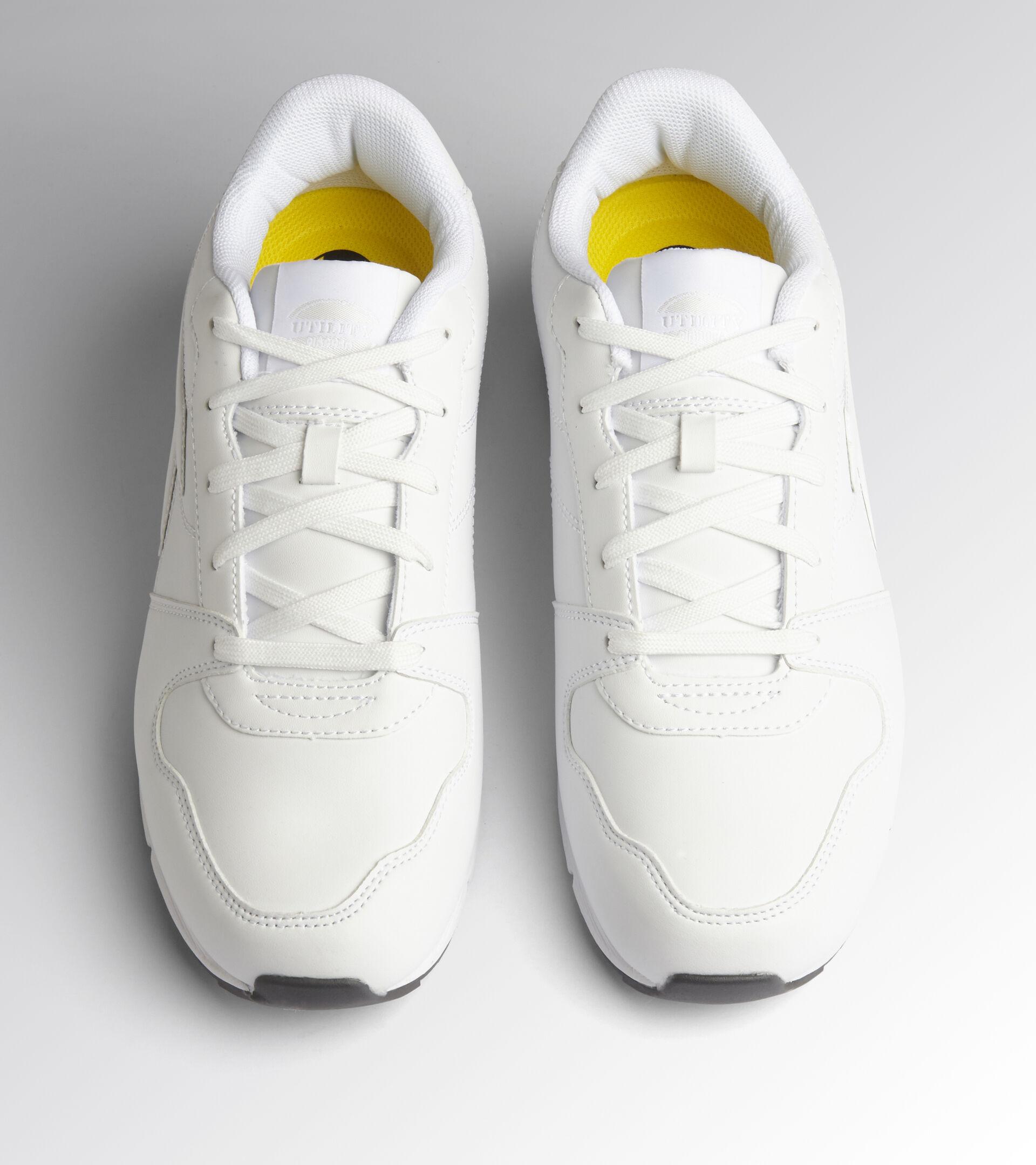 Footwear Utility UNISEX CREW MICRO OB SRC WHITE Utility