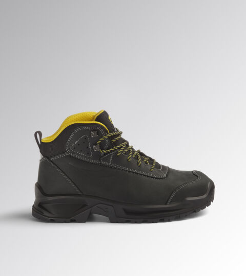 Footwear Utility UNISEX COUNTRY MID S3 SRC BLACK Utility