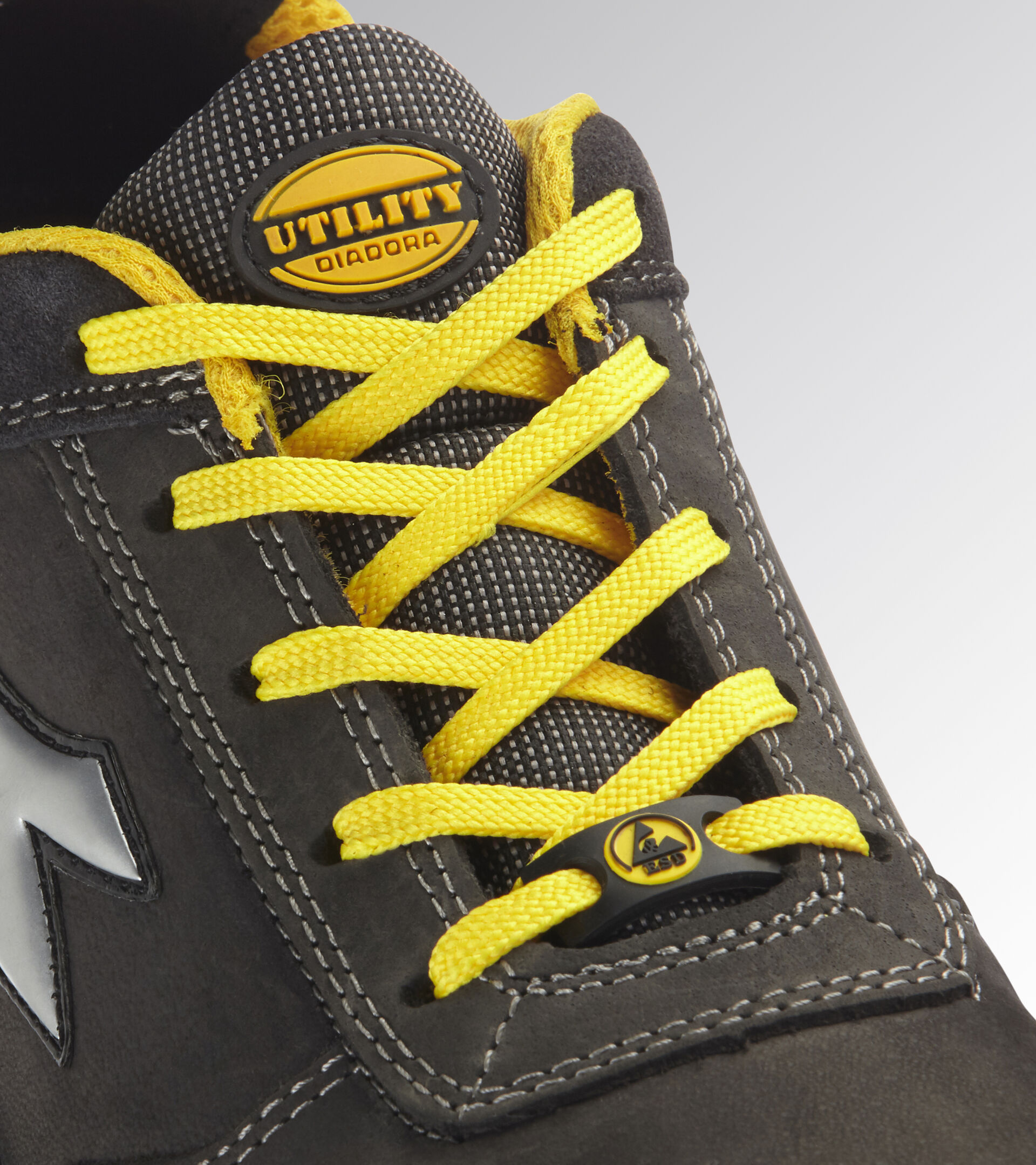 Footwear Utility UNISEX FORMULA LOW S3 SRC ESD SCHWARZ Utility