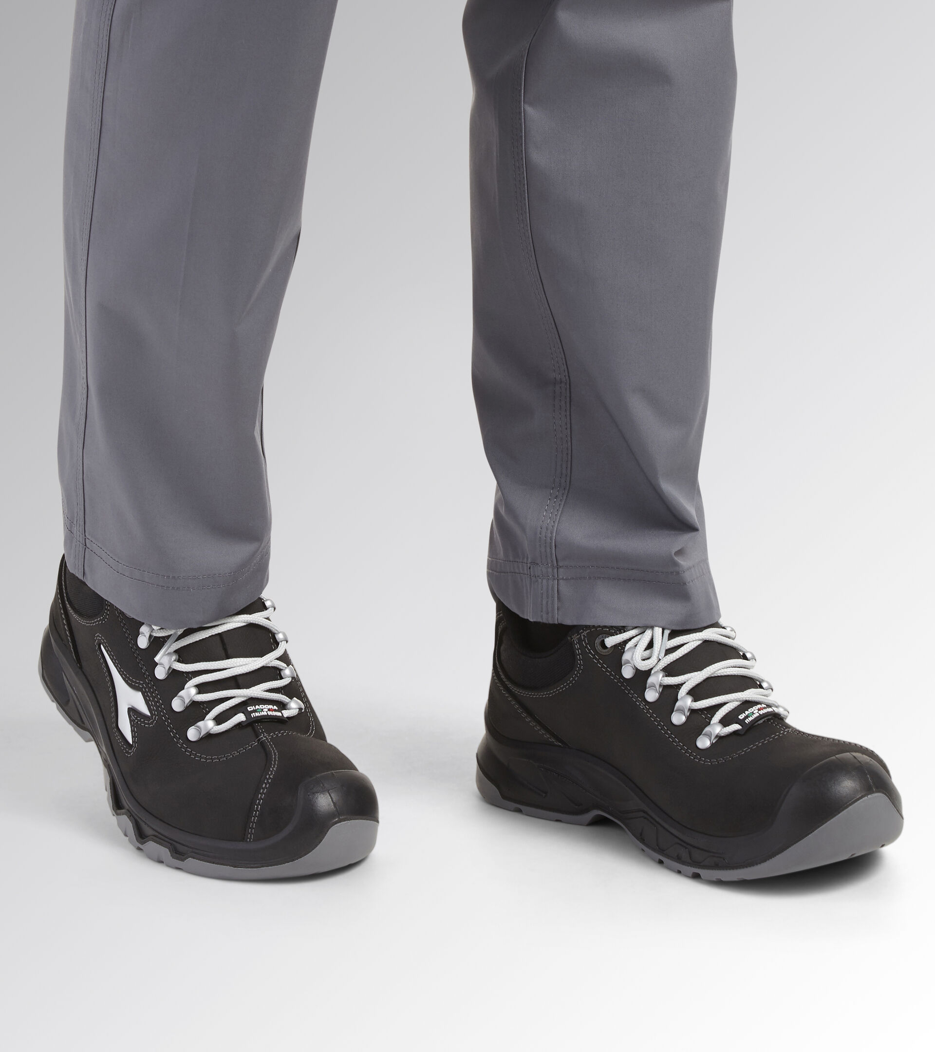 Footwear Utility UNISEX DIABLO WINTHERM LOW S3 CI SRC SCHWARZ Utility