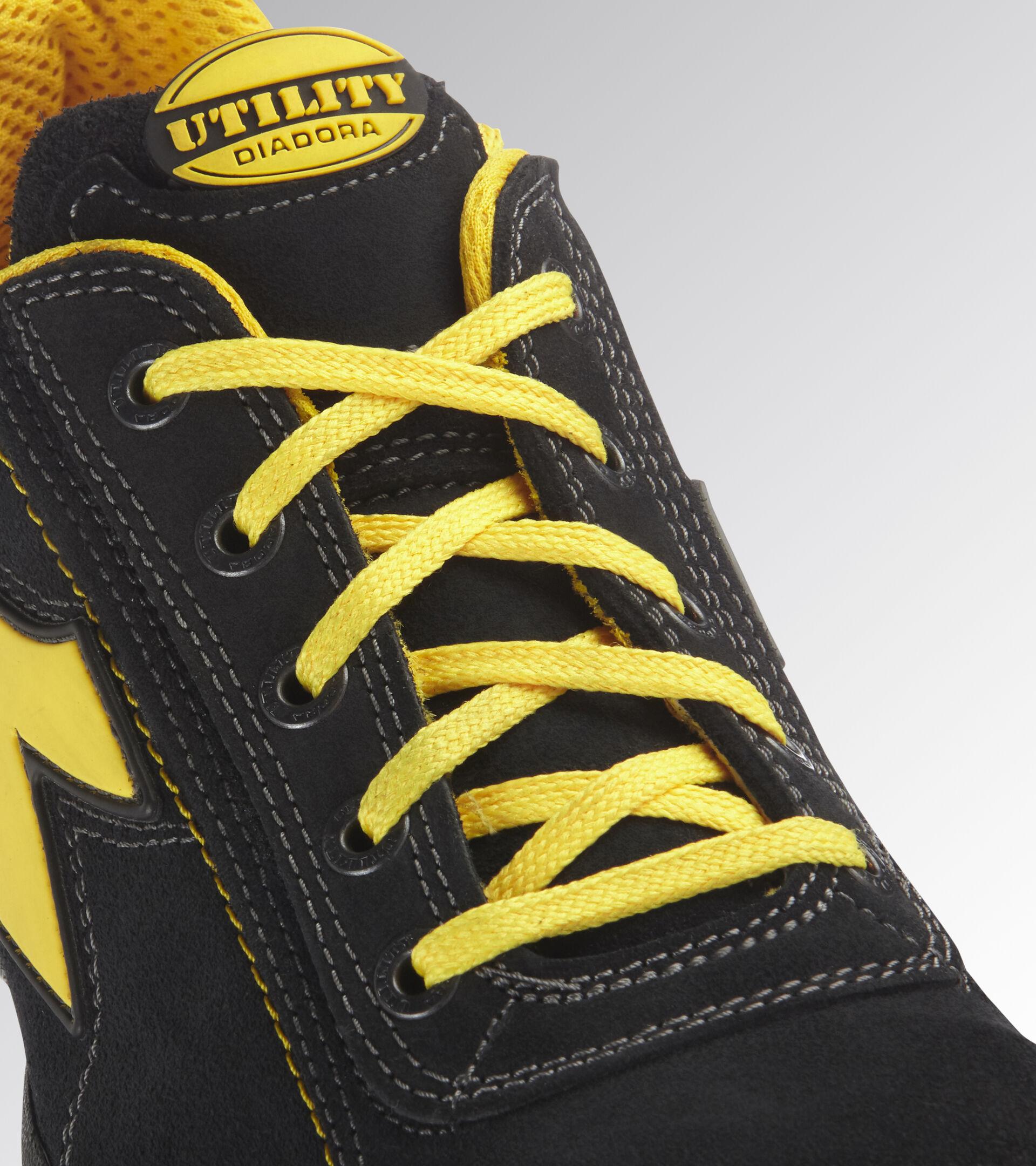 Footwear Utility UNISEX GLOVE LOW S1P HRO SRA BLACK Utility