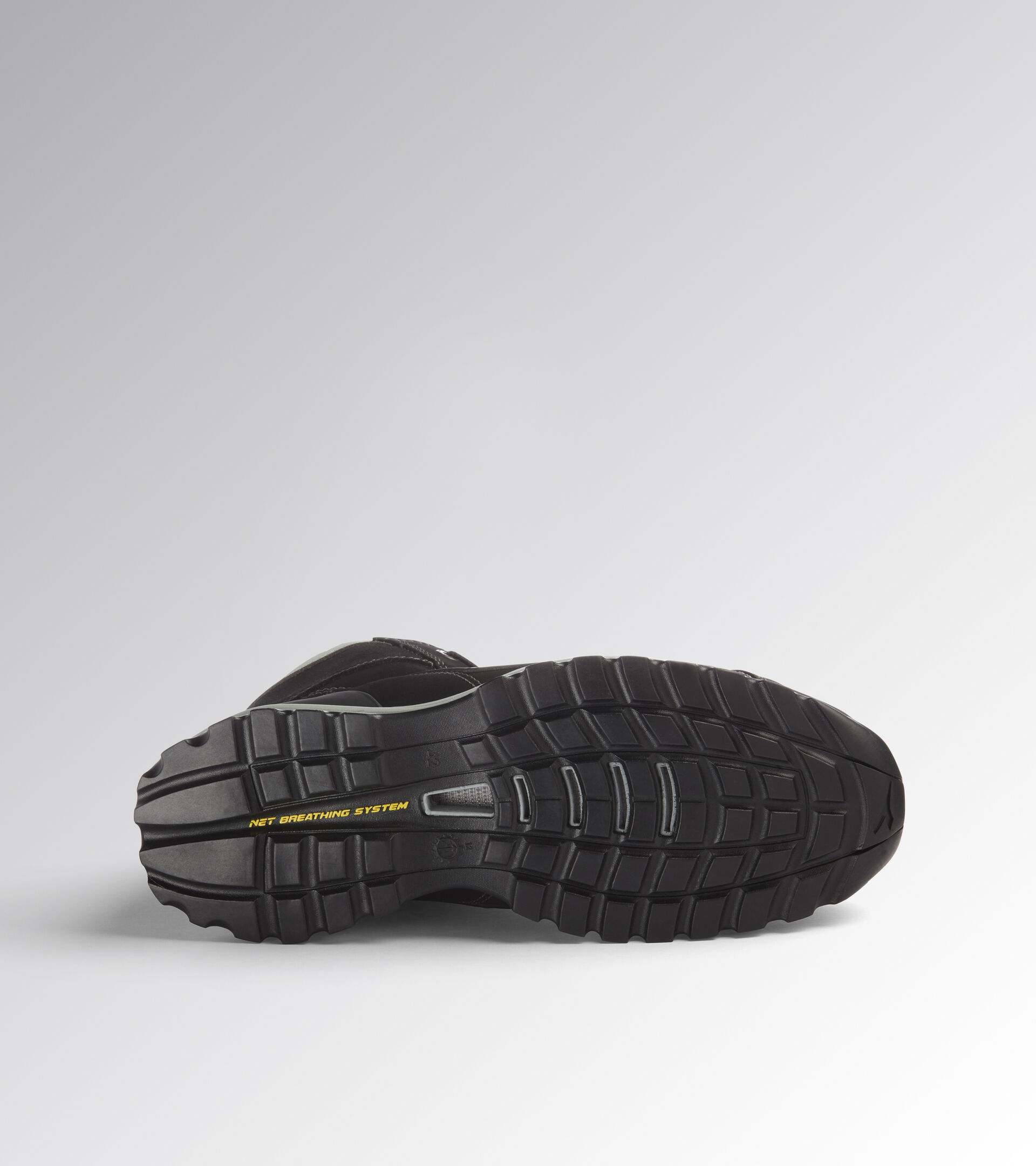 Footwear Utility UNISEX GLOVE NET MID PRO S3 HRO SRA ESD SCHWARZ Utility