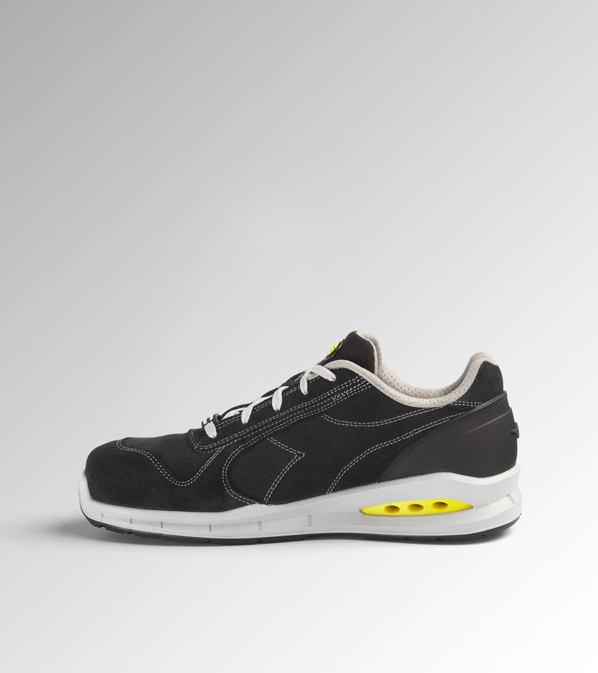 Footwear Utility UNISEX RUN NET AIRBOX LOW S3 SRC BLACK /BLACK Utility