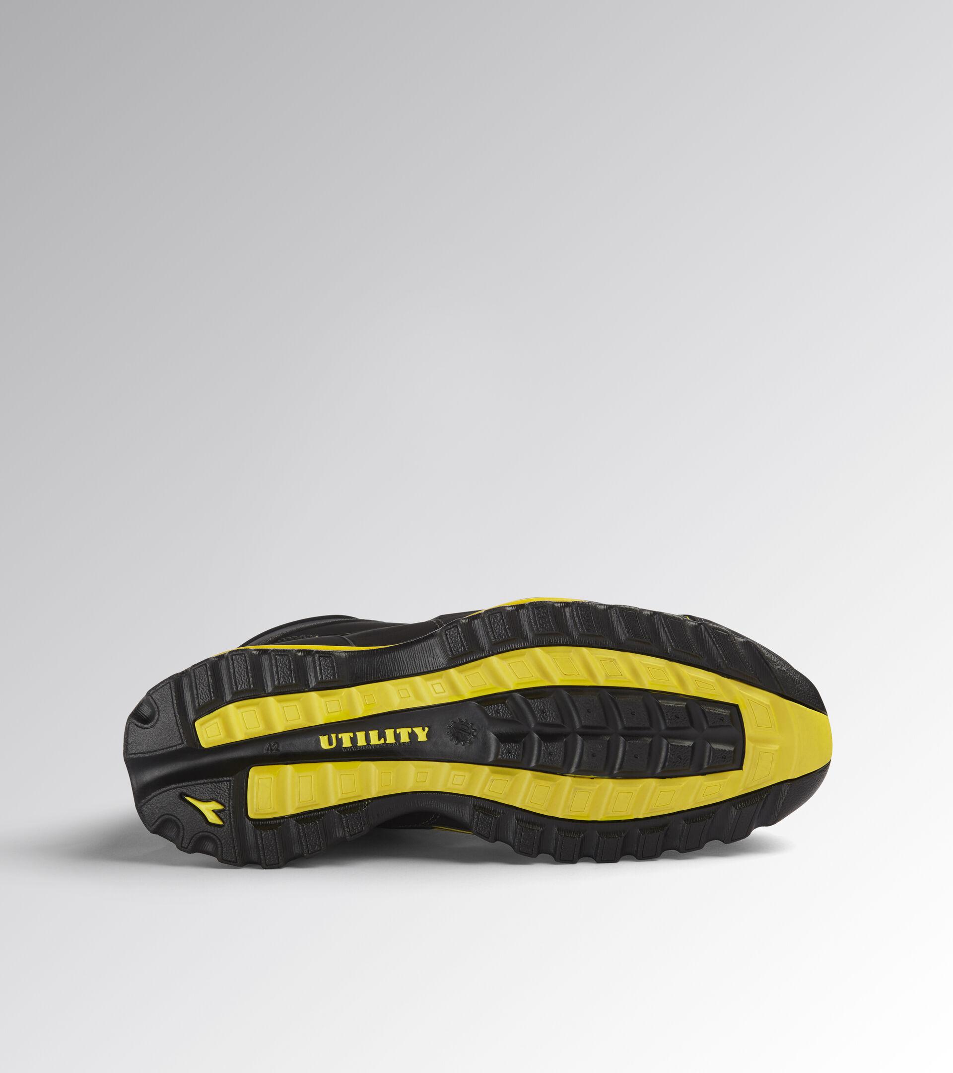 Footwear Utility UNISEX GLOVE MID S3 HRO SRA BLACK Utility