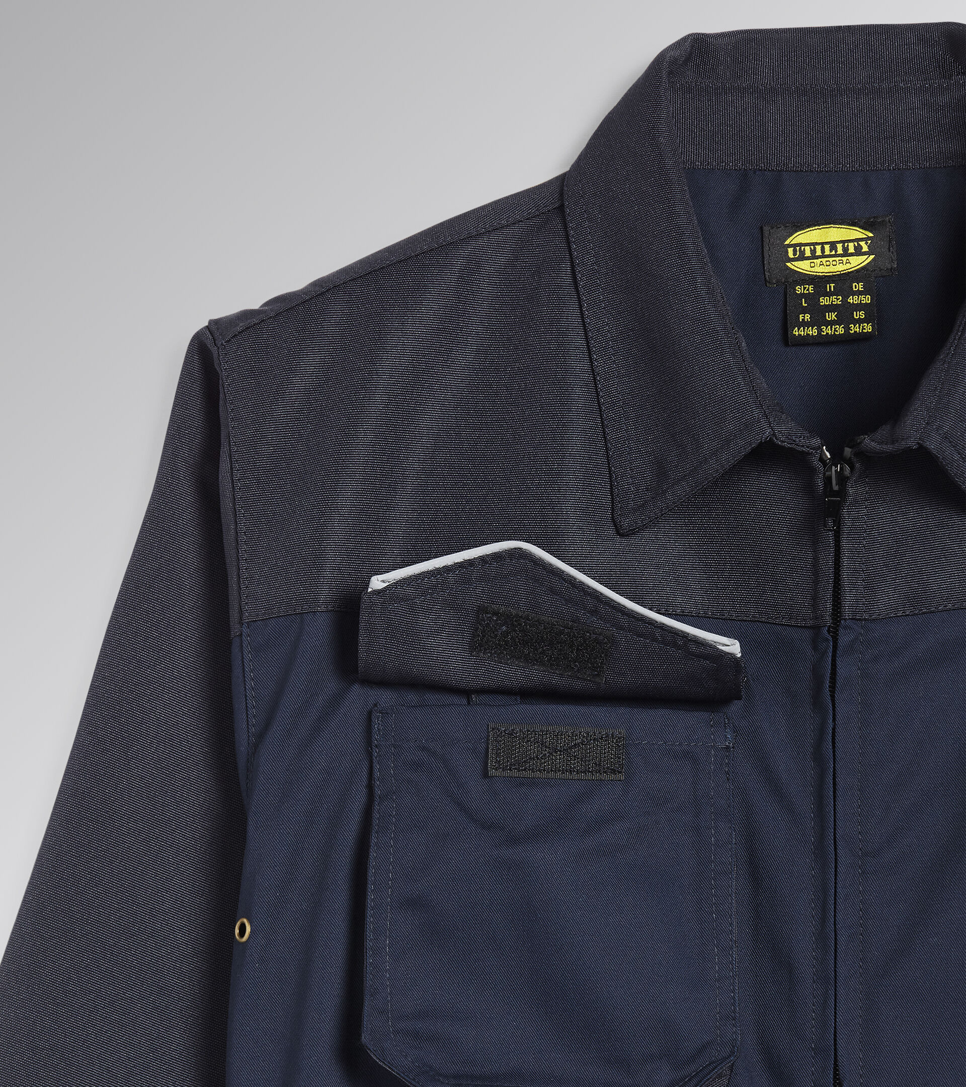 Apparel Utility UOMO COVERALL POLY CLASSIC NAVY Utility