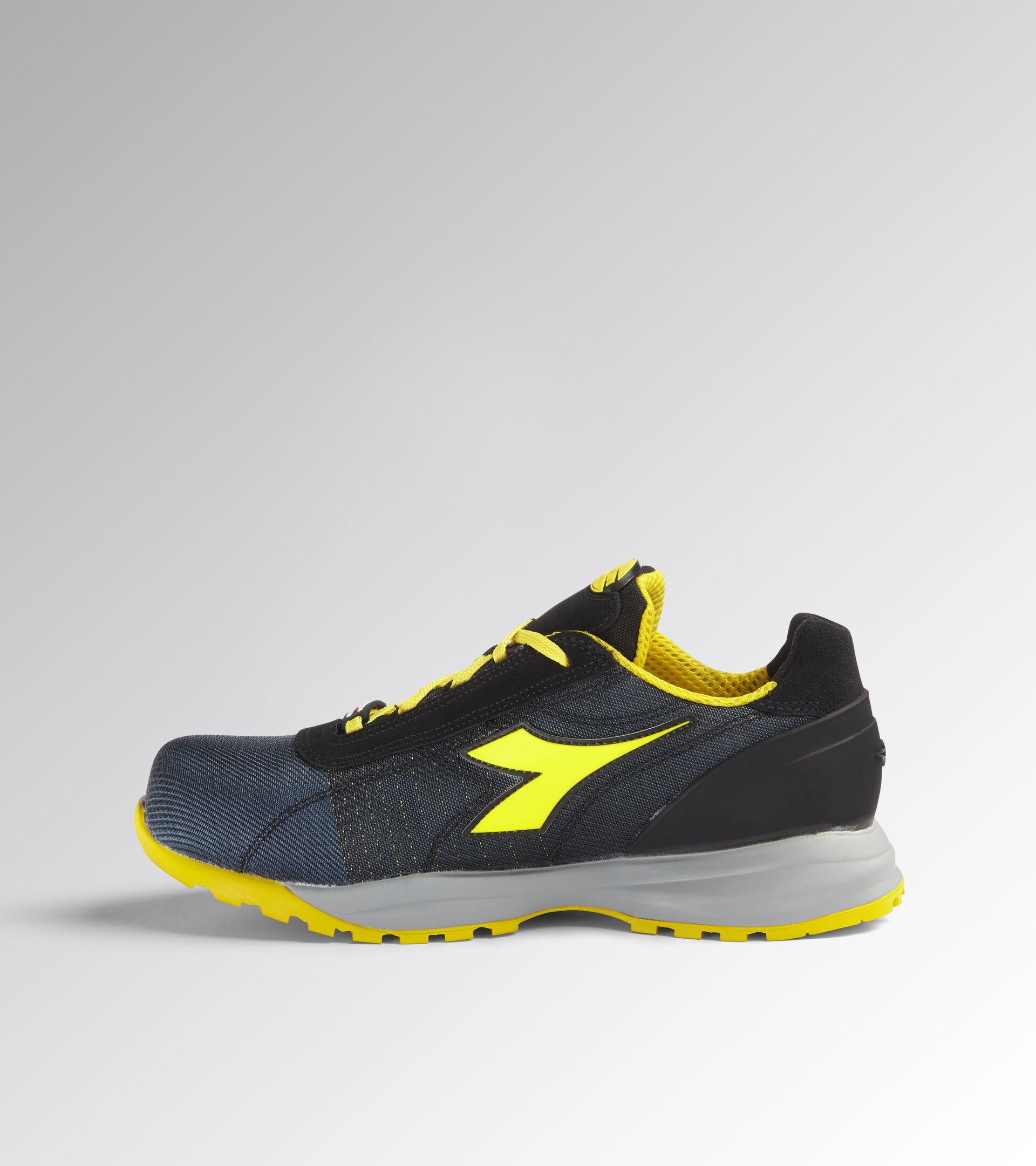 Footwear Utility UNISEX GLOVE MDS MATRYX LOW S1P HRO SRC CLASSIC NAVY/YELLOW Utility