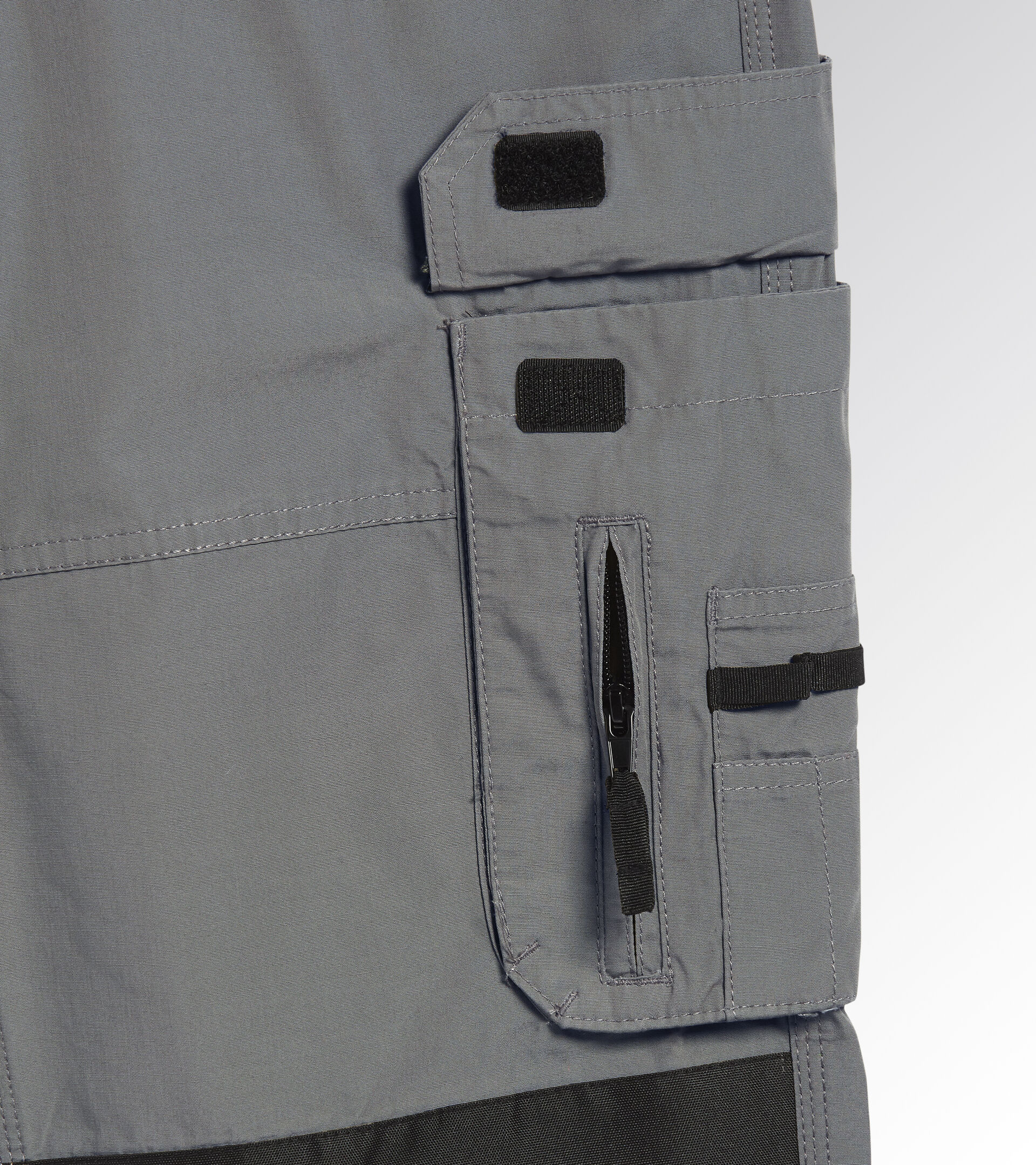 Apparel Utility UOMO PANT WIN PERFORMANCE GREY QUIET SHADE Utility