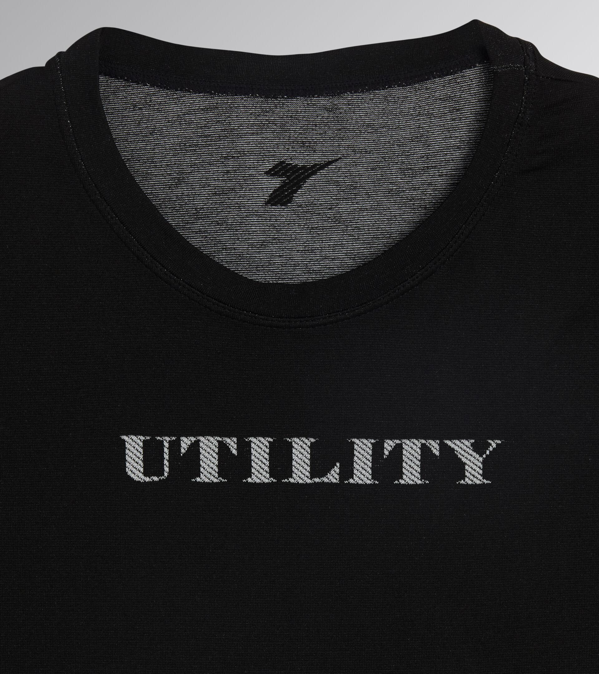 Apparel Utility UOMO TOP SOUL SS BLACK Utility
