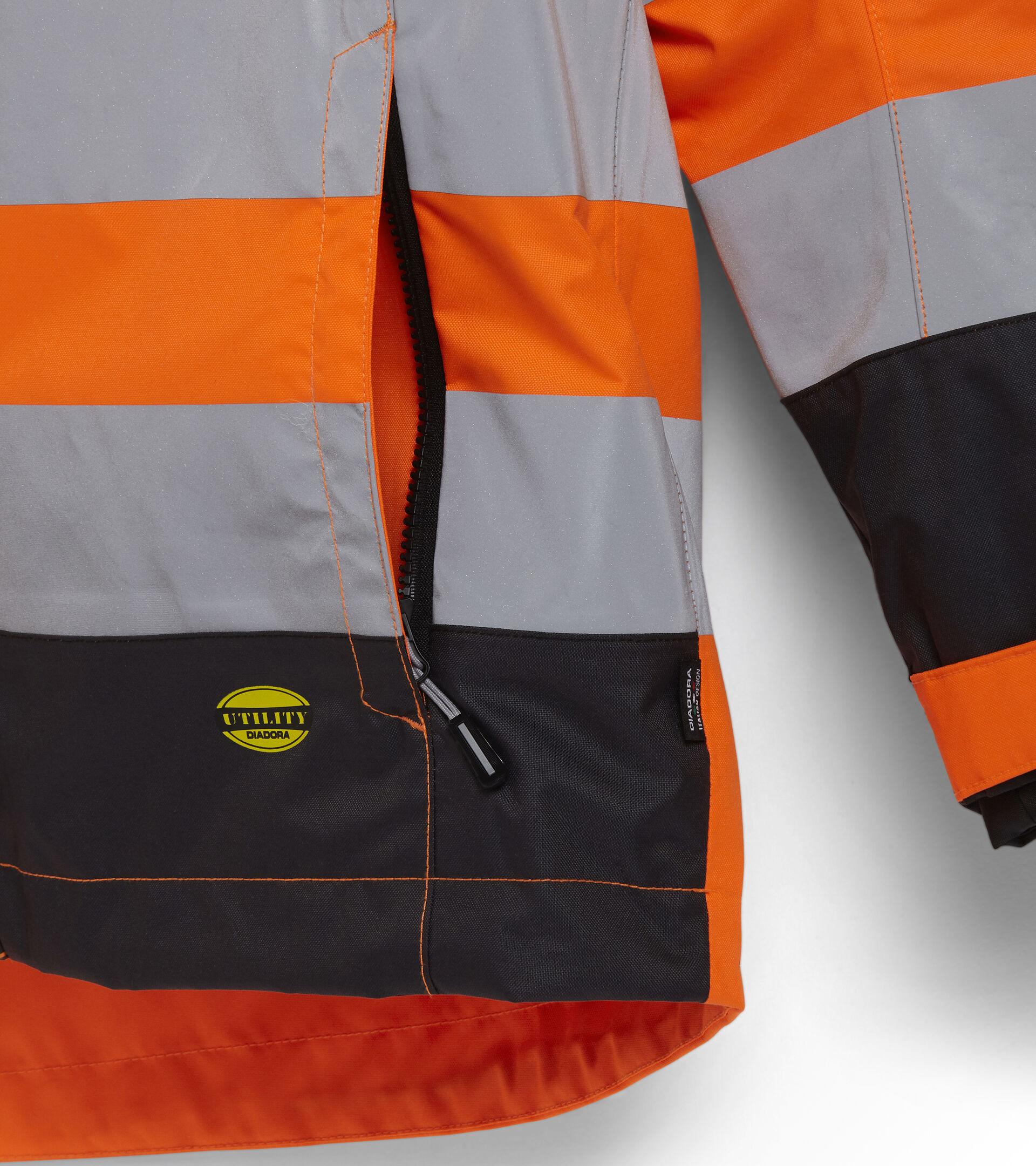 Apparel Utility UOMO HV JACKET ISO 20471 FLUORESCENT ORANGE ISO20471 Utility