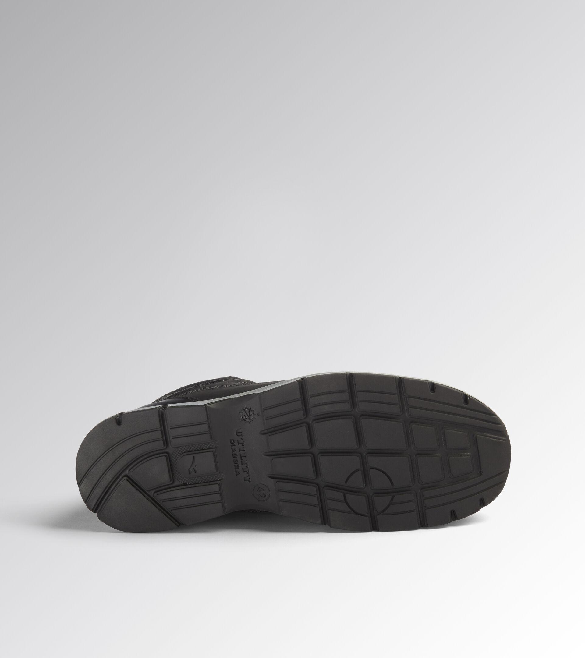 Footwear Utility UNISEX RUN MID S3 SRC ESD BLACK Utility
