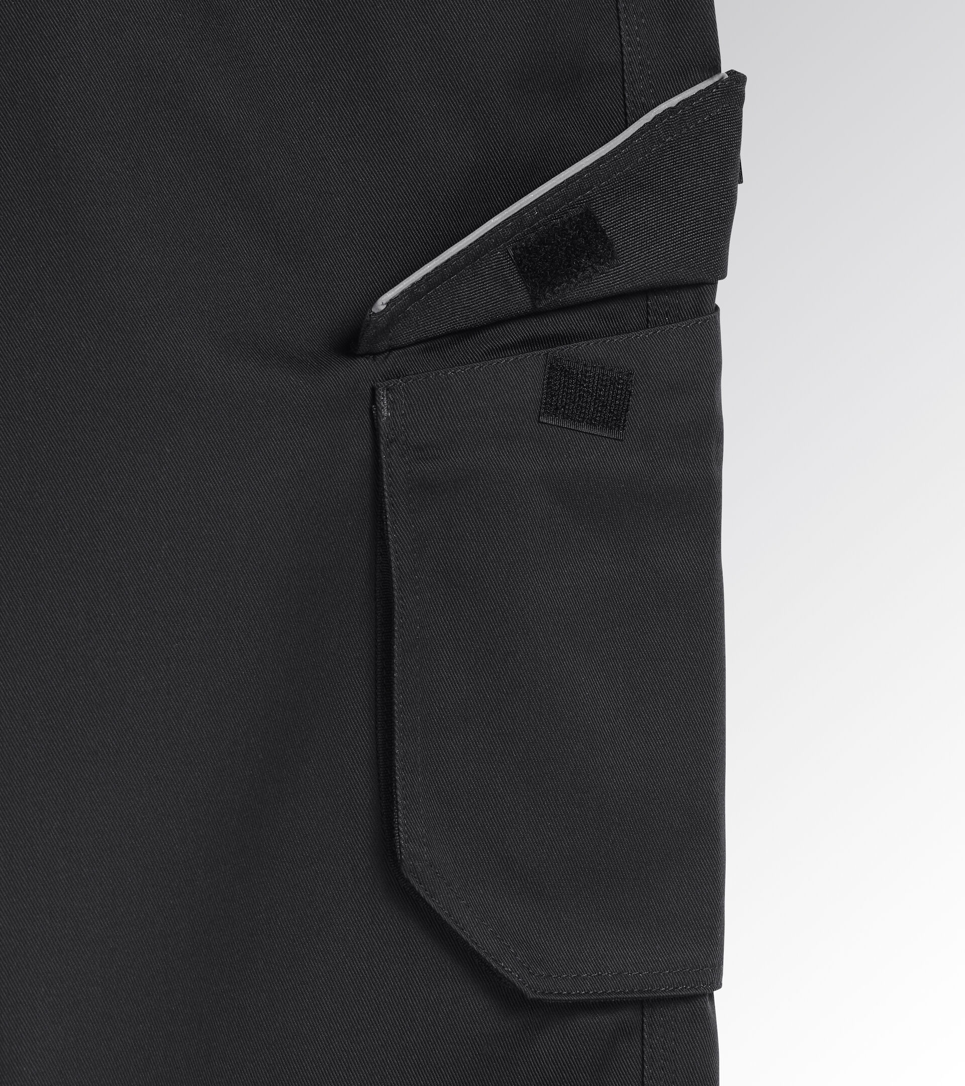 Apparel Utility UOMO PANT STAFF WINTER CARGO BLACK Utility
