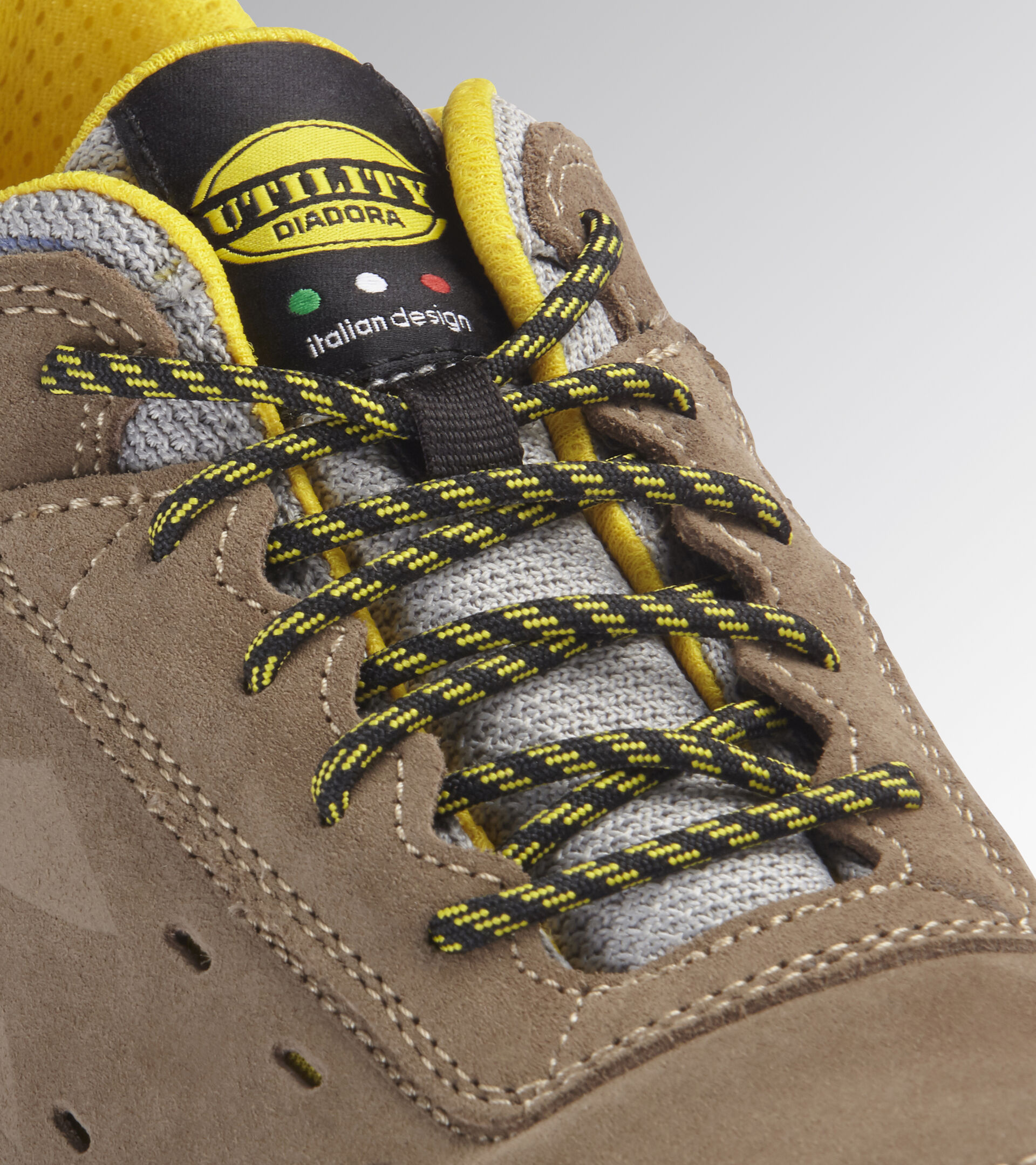 Footwear Utility UNISEX COUNTRY LOW S1P SRC DARK BROWN (30050) Utility