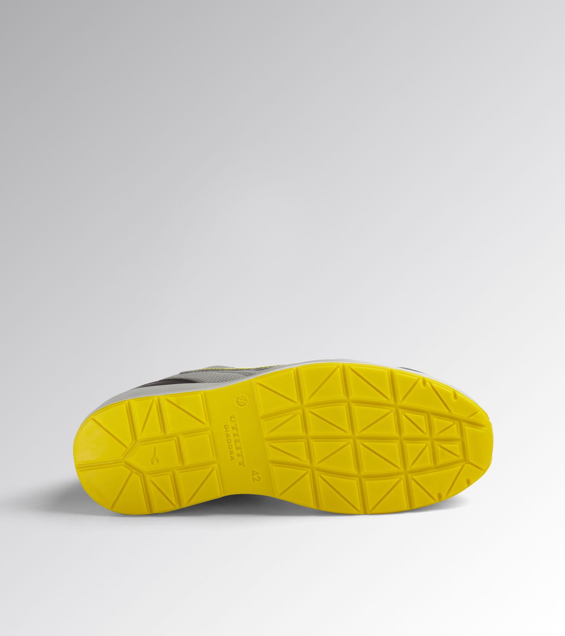 Footwear Utility UNISEX RUN NET AIRBOX LOW S1P SRC BLUE COSMOS/MOON ROCK GRAY Utility