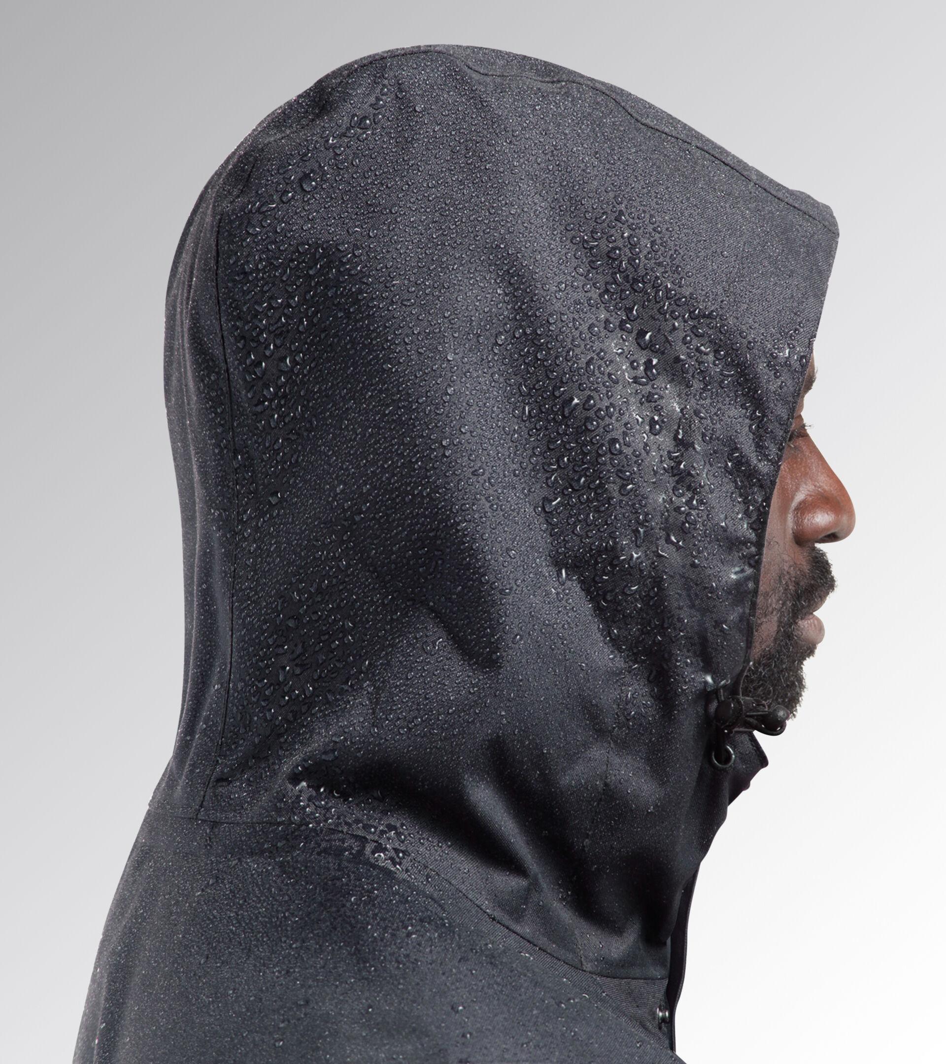 Apparel Utility UOMO RAIN JKT LITEWORK EN 343 BLACK COAL Utility
