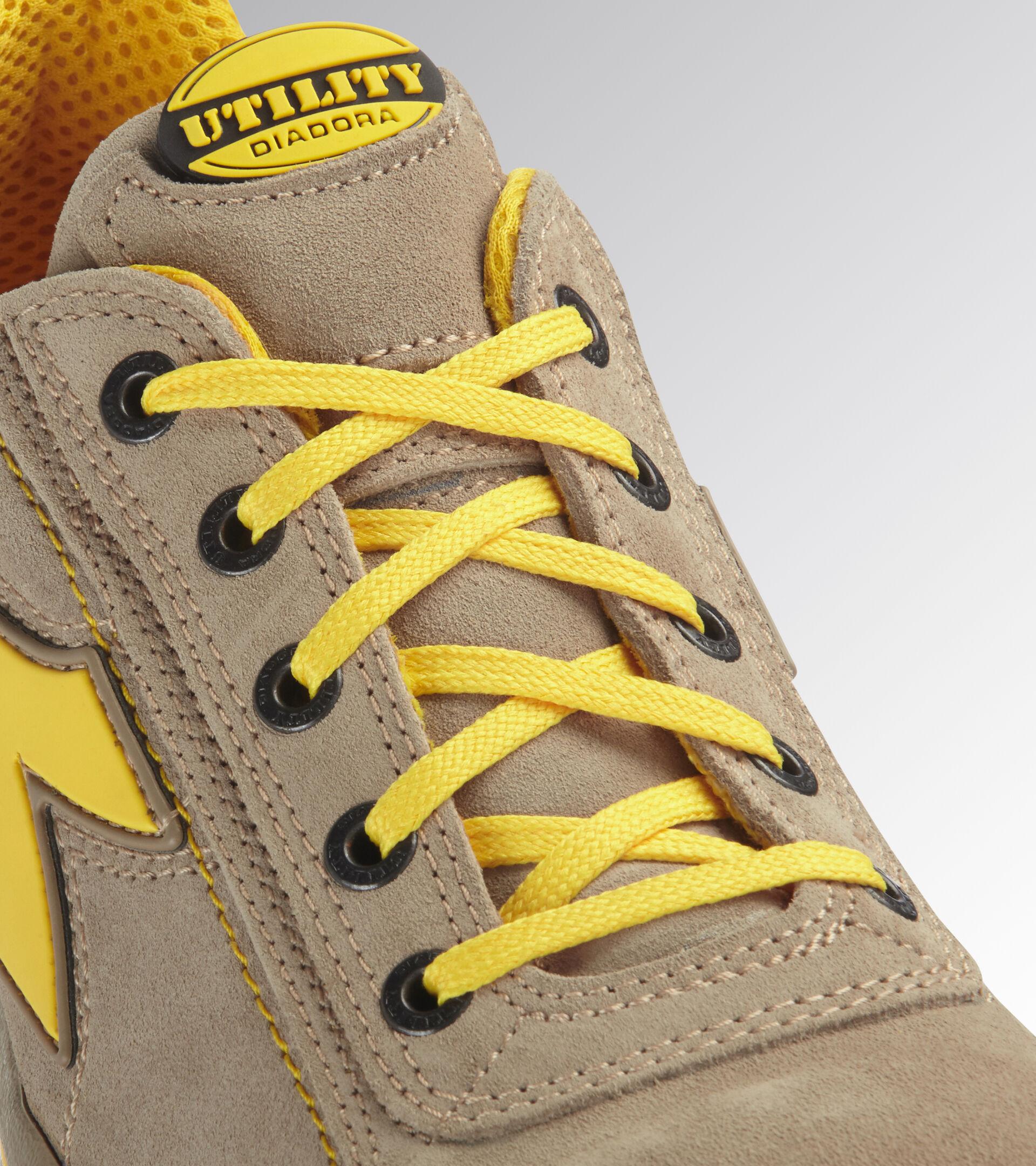 Footwear Utility UNISEX GLOVE LOW S1P HRO SRA MOON ROCK GREY Utility