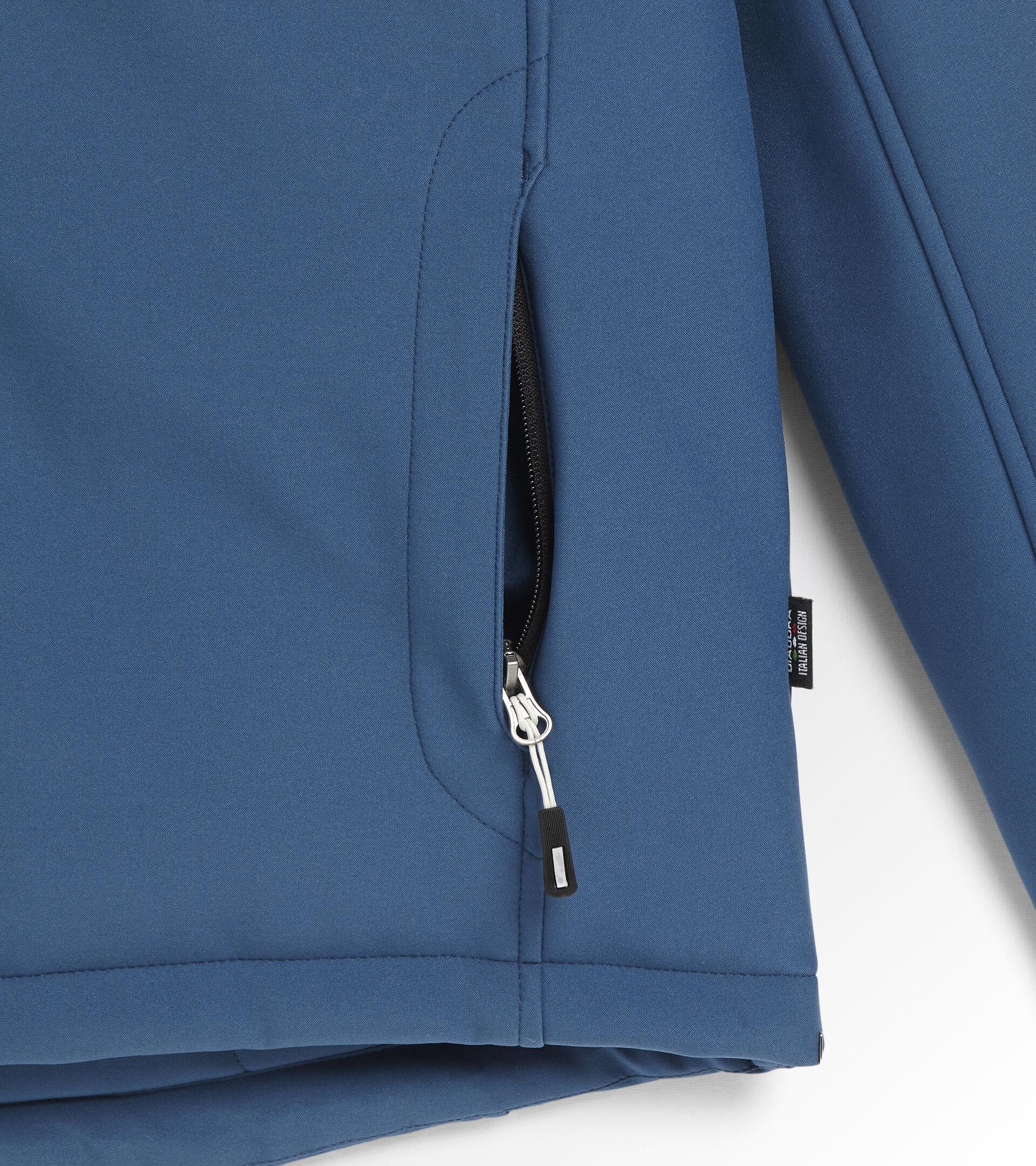 Work jacket PADDED SOFTSHELL SAIL BLUE MORROCAN - Utility