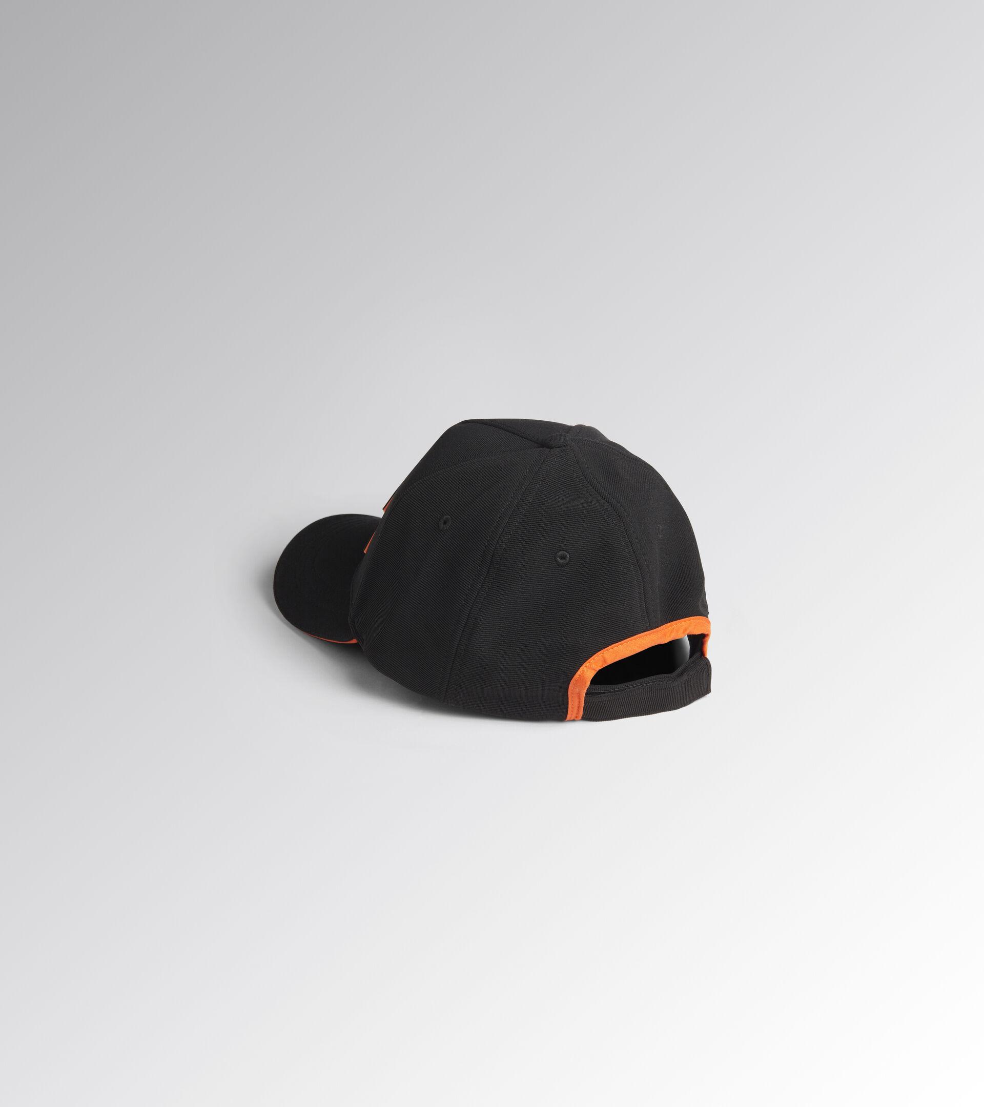 Accessories Utility UNISEX BASEBALL CAP BLACK Utility