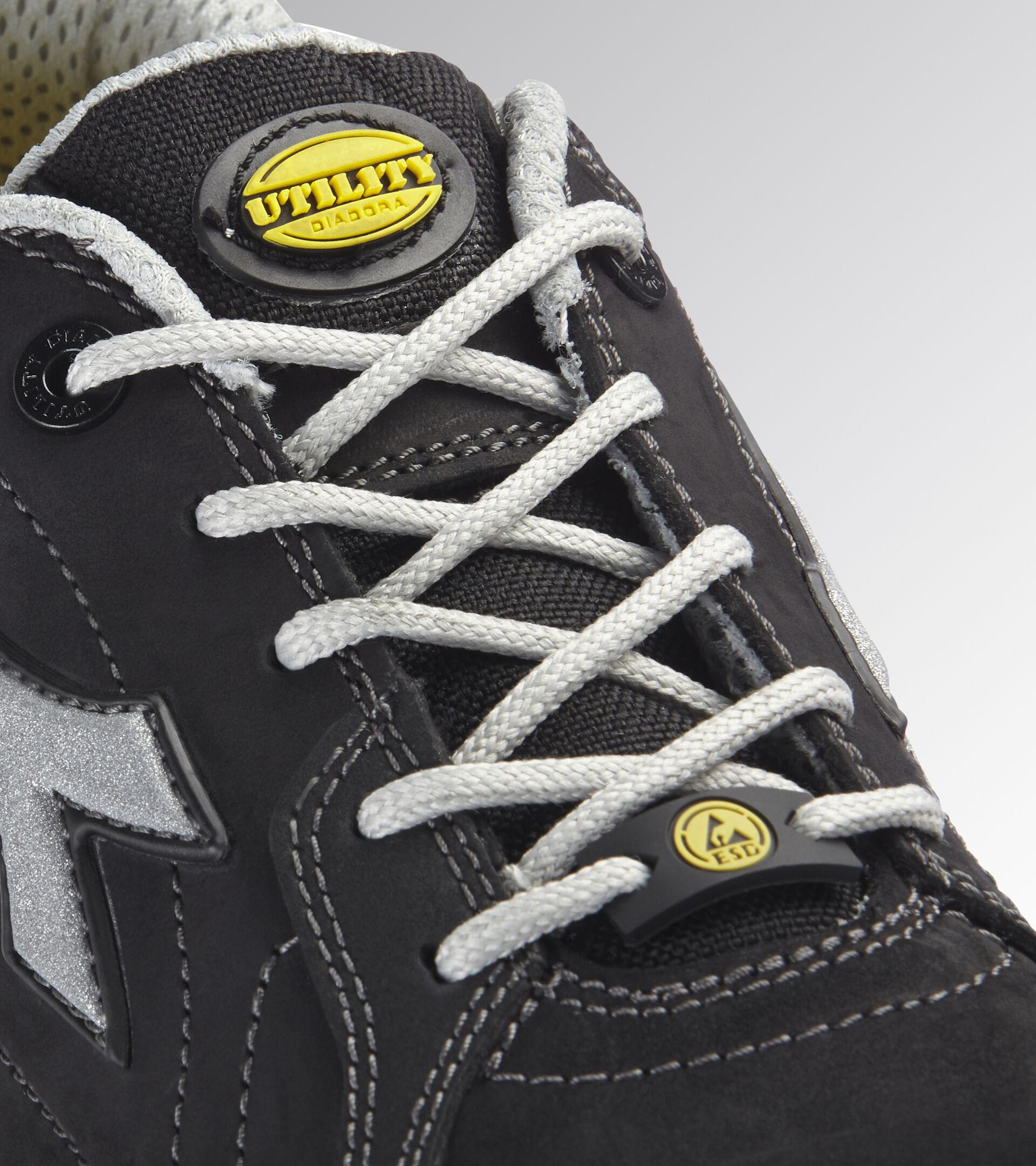 Footwear Utility UOMO FLEX LOW S3 SRC ESD SCHWARZ Utility