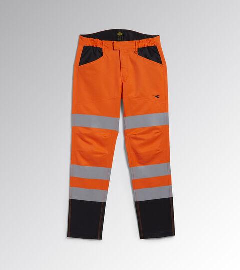 Pantalone da lavoro PANT HV EN 20471:2013 2 ARANCIONE FLUO ISO20471 - Utility