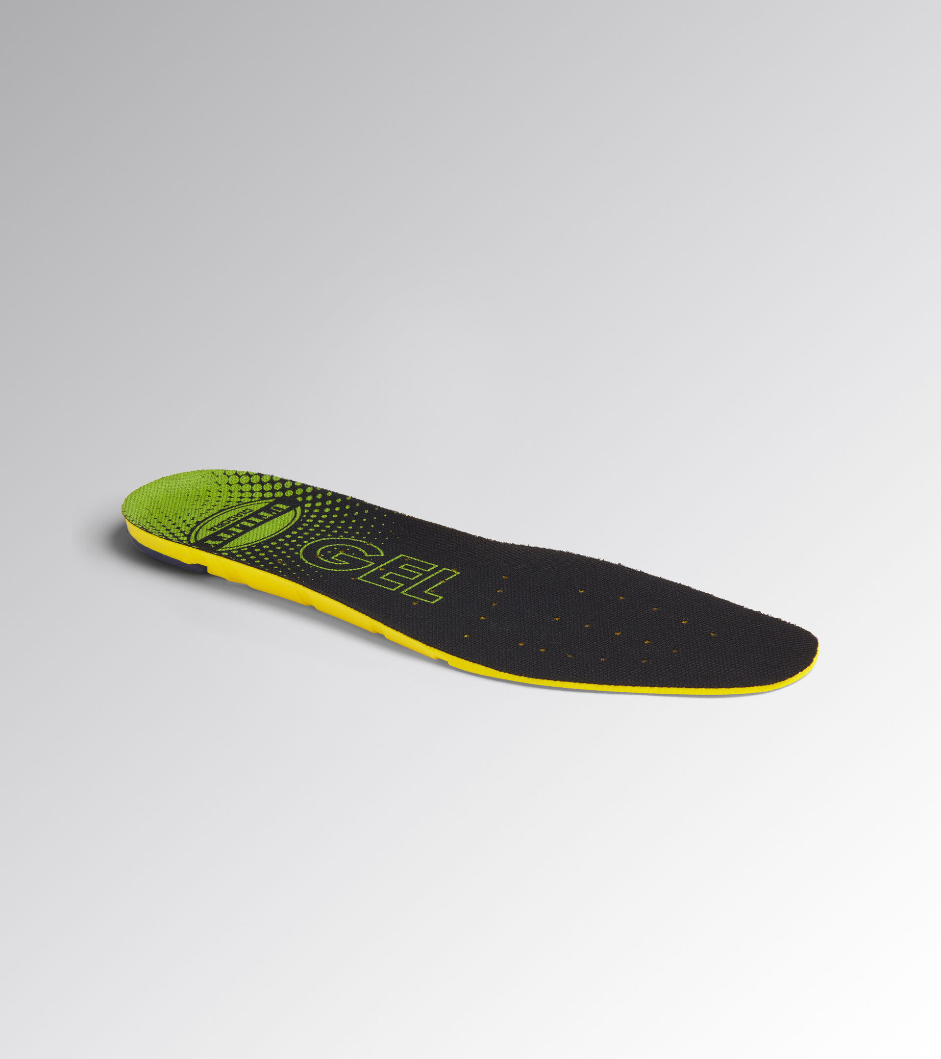 Accessories Utility UNISEX INSOLE GEL RELAX CLASSIC GREEN/YELLOW UTILITY Utility