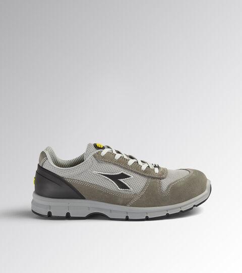 Footwear Utility UNISEX RUN G TEXTILE LOW S1P SRC CASTLE ROCK /ALLUMINIUM Utility