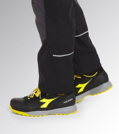 Footwear Utility UNISEX GLOVE MDS MATRYX LOW S1P HRO SRC BLACK/YELLOW Utility