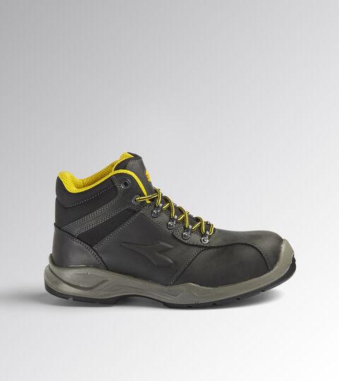 Footwear Utility UNISEX FLOW MID S3 SRC BLACK Utility