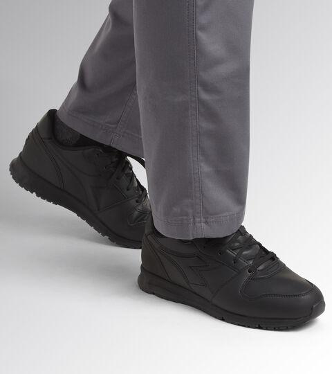 Footwear Utility UNISEX CREW MICRO OB SRC BLACK Utility