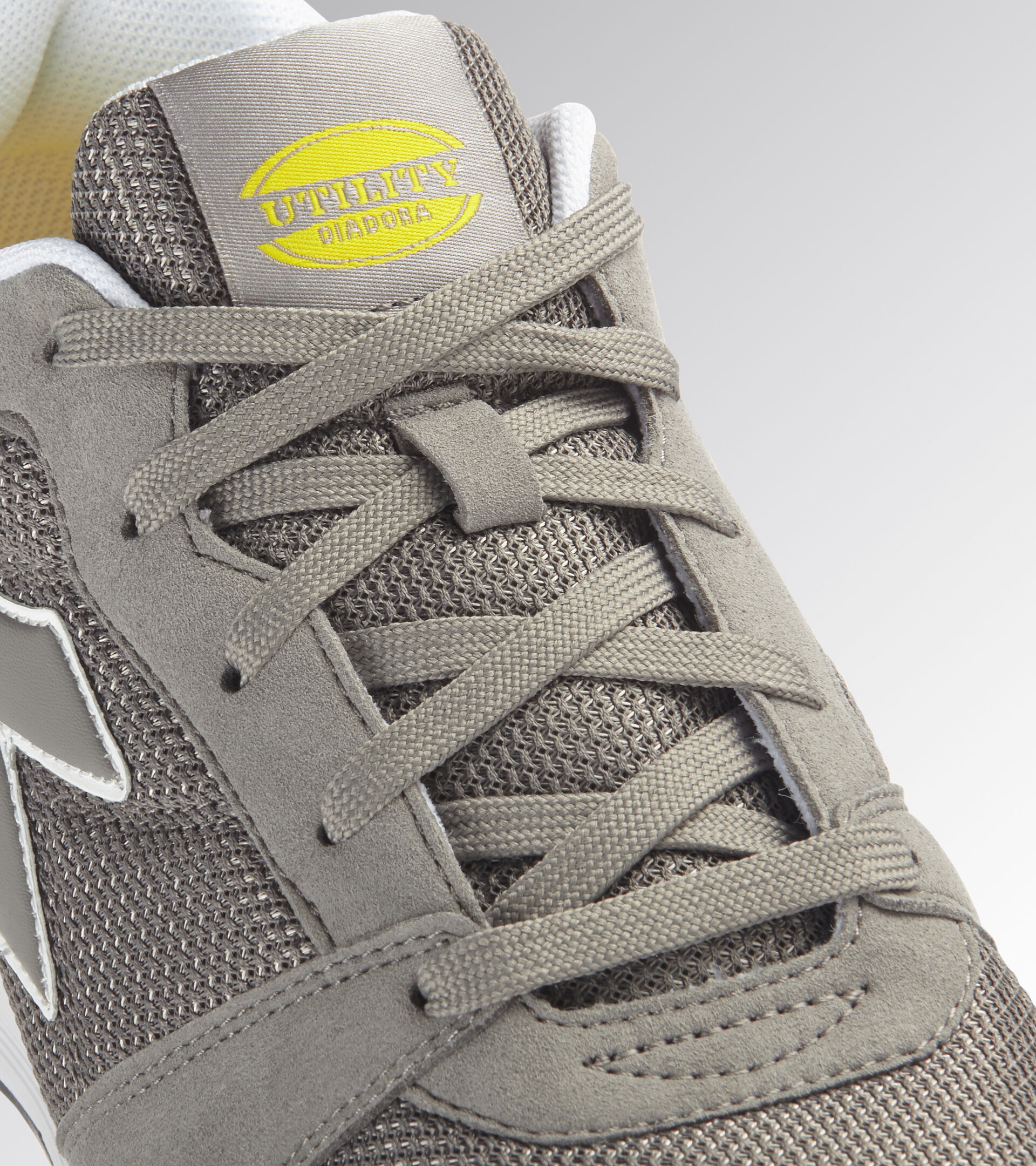 Footwear Utility UNISEX CREW MICROMESH OB SRC WIND GRAY Utility