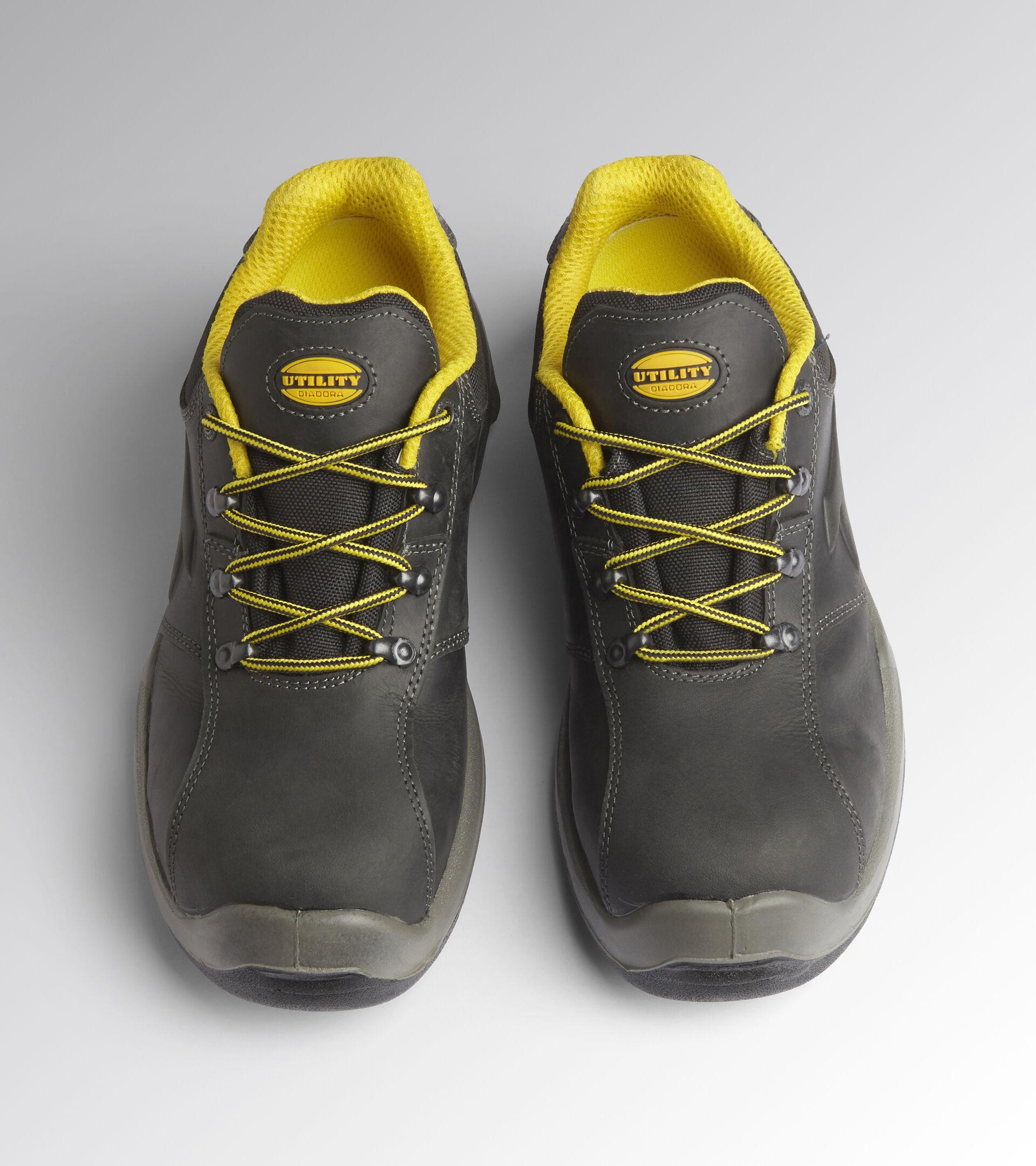 Footwear Utility UNISEX FLOW LOW S3 SRC SCHWARZ Utility