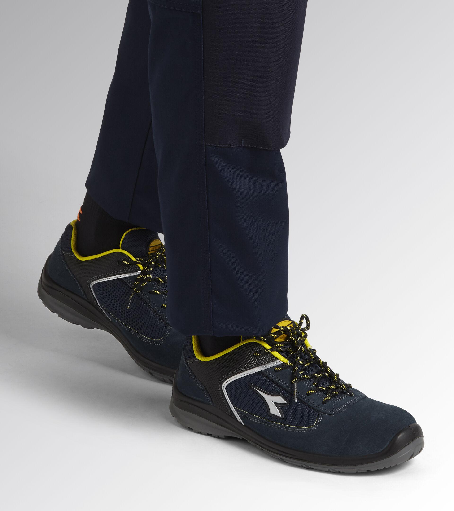 Footwear Utility UNISEX BLITZ LOW S1P SRC BLUE ATLANTIC Utility