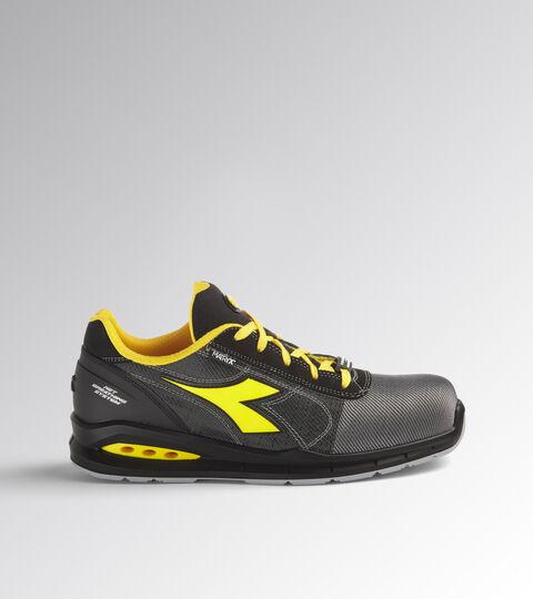 Footwear Utility UNISEX RUN NET AIRBOX MATRYX LOW S1P SRC WIND GRAY/BLACK Utility