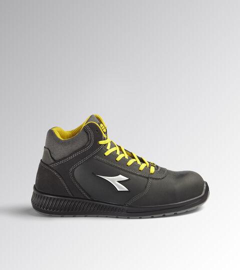 Footwear Utility UNISEX FORMULA MID S3 SRC ESD BLACK Utility
