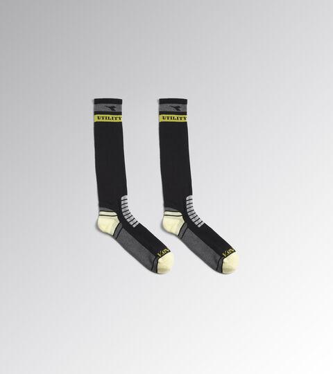 Accessories Utility UOMO TECHNICAL WIN. SOCKS BLACK/DARK GULL GREY Utility