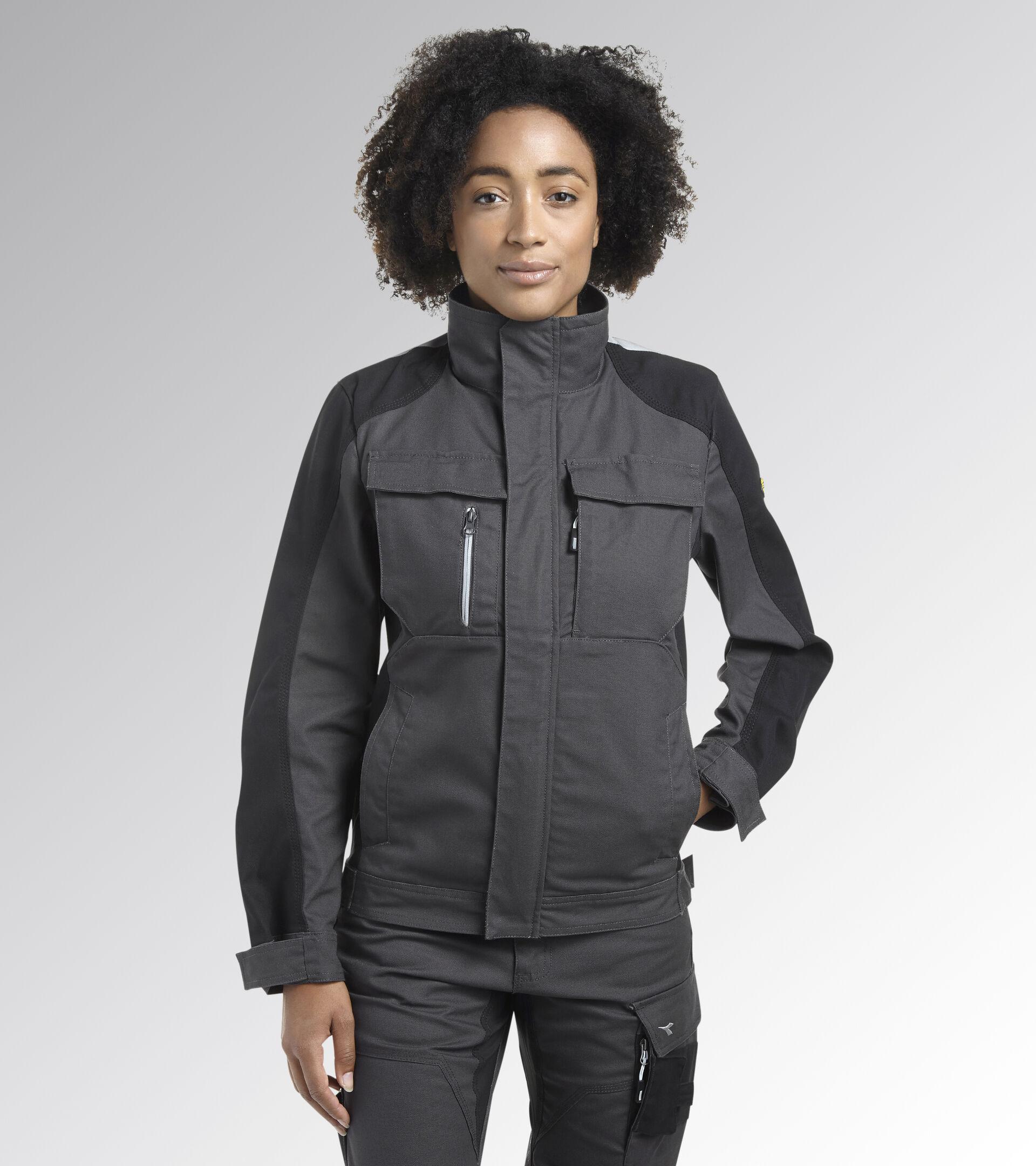 Apparel Utility UOMO WORKWEAR JKT TECH BLACK COAL Utility