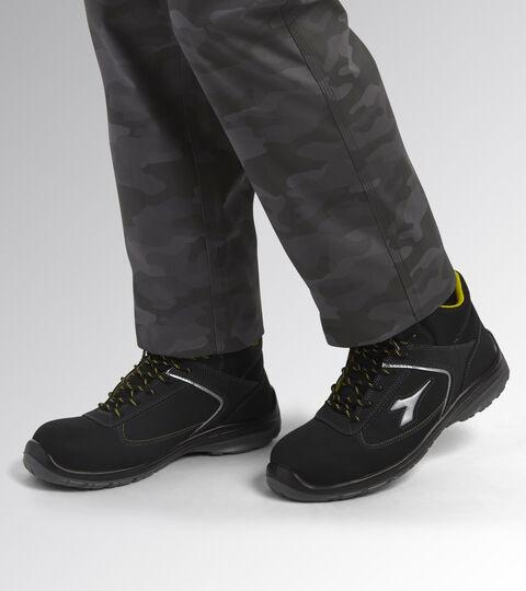Footwear Utility UNISEX BLITZ MID S3 SRC BLACK Utility