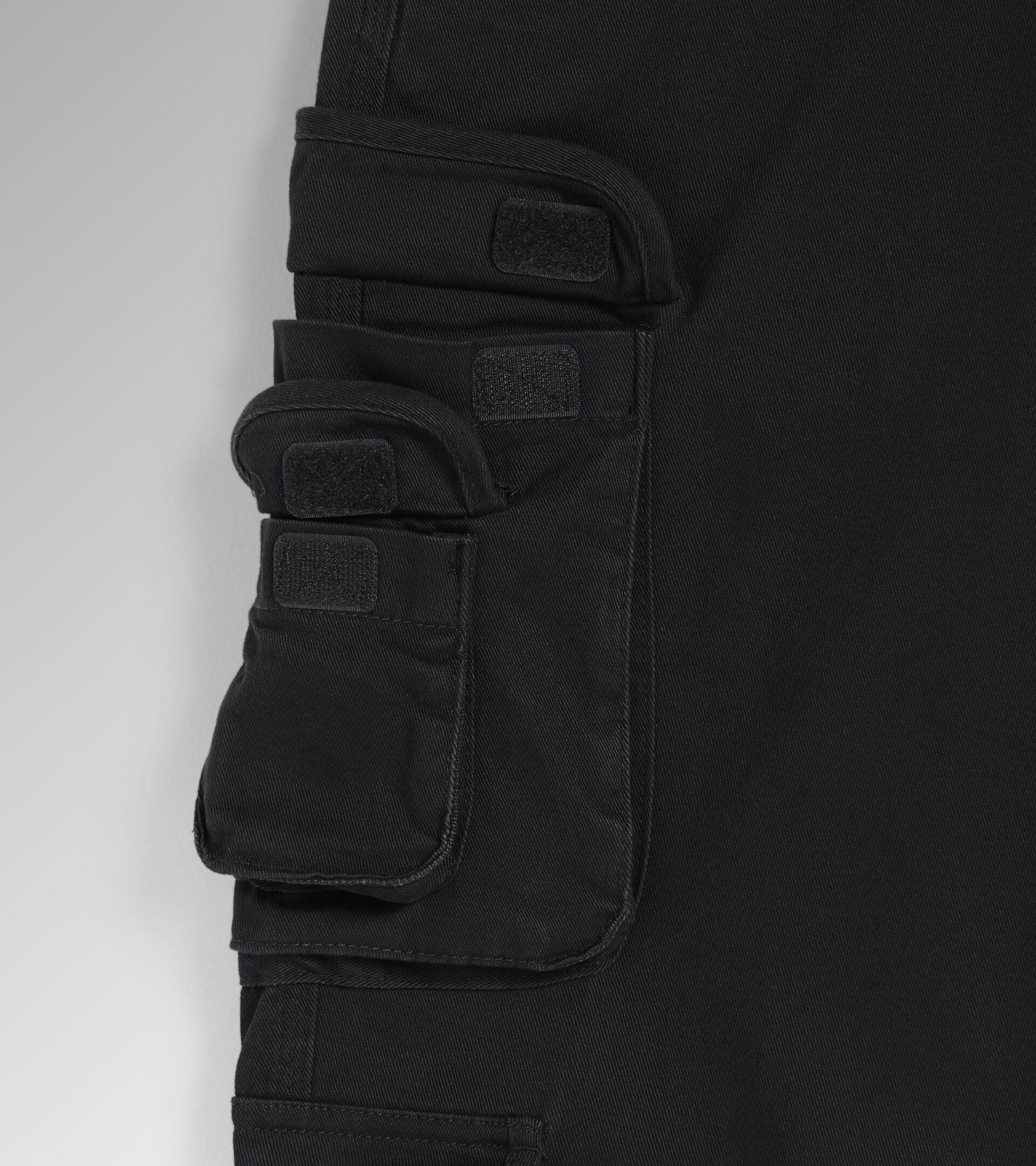 Apparel Utility UOMO PANT WAYET CARGO BLACK Utility